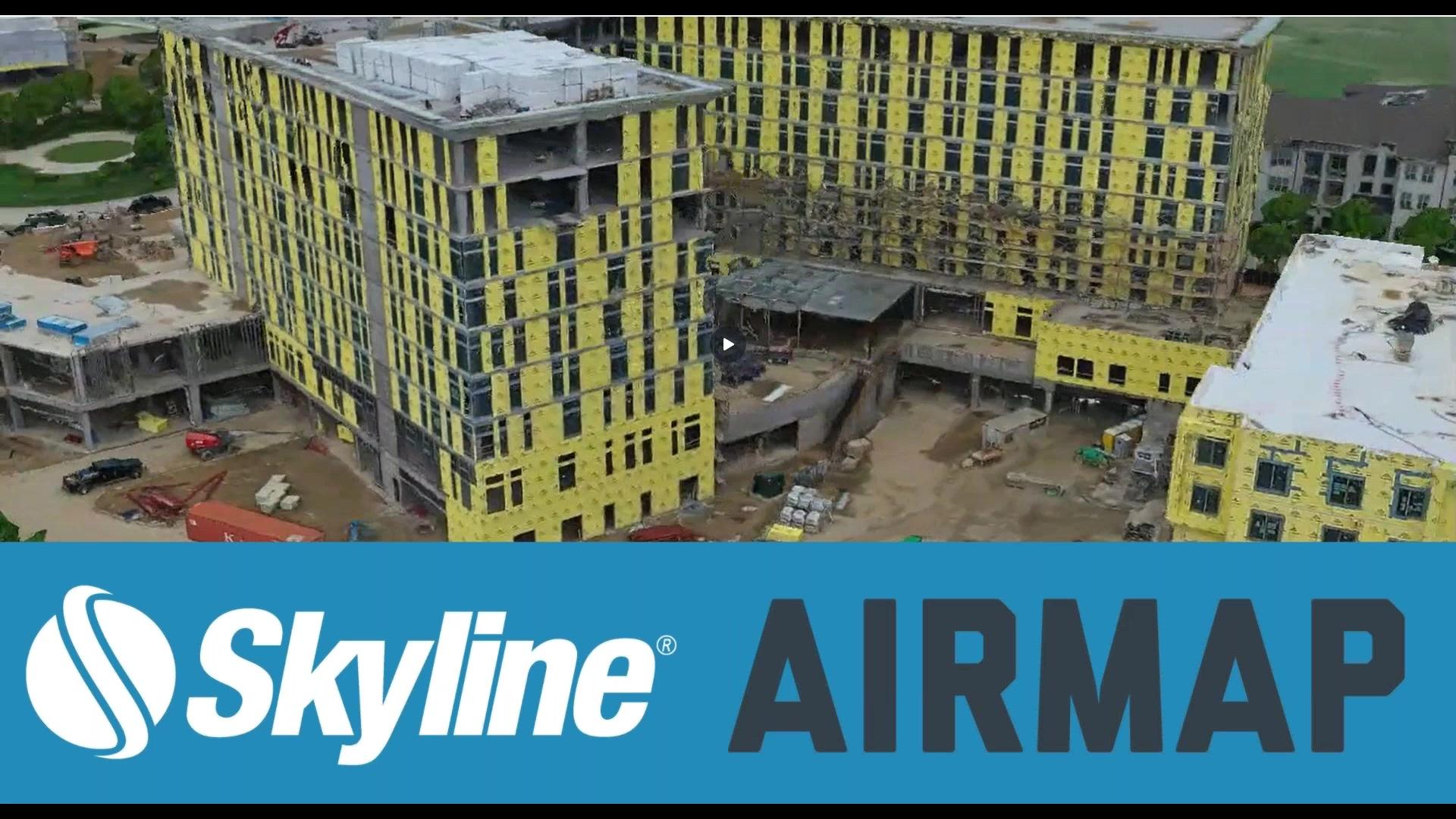 Skyline Software Systems, Inc - AirMap Partnership Launch Webinar