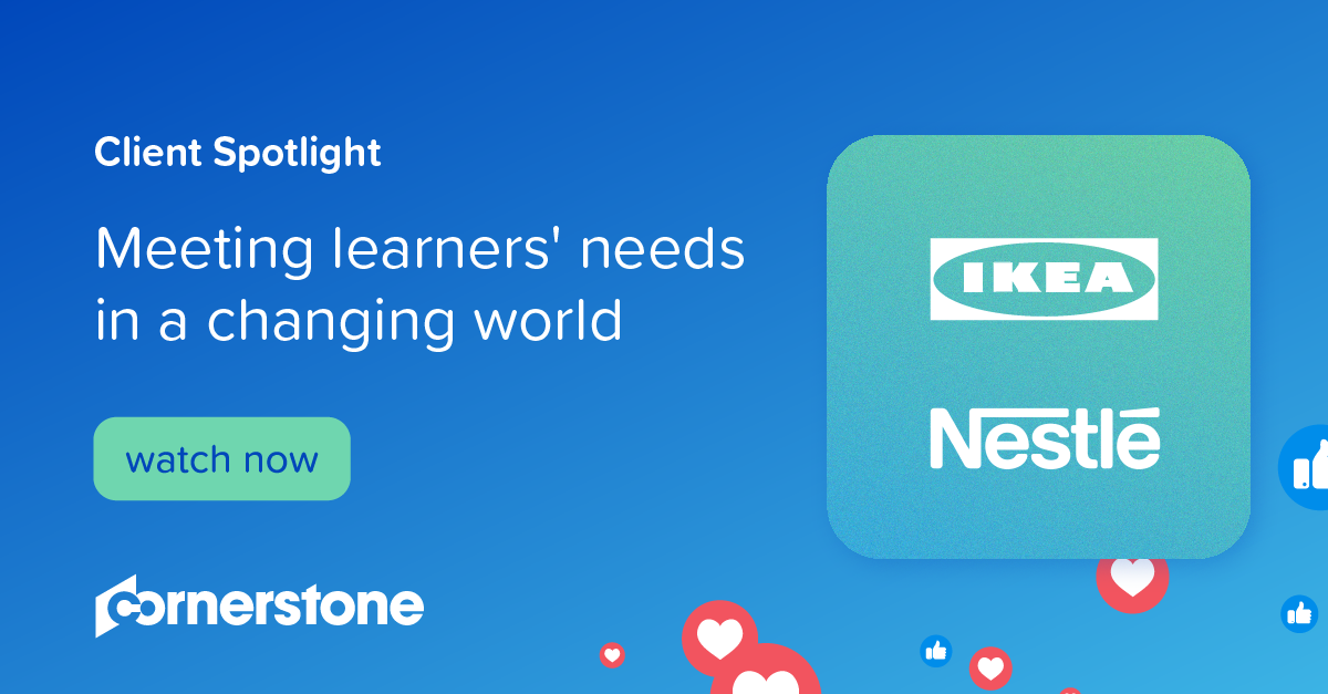 Meeting learners' needs in a changing world I Client Spotlight