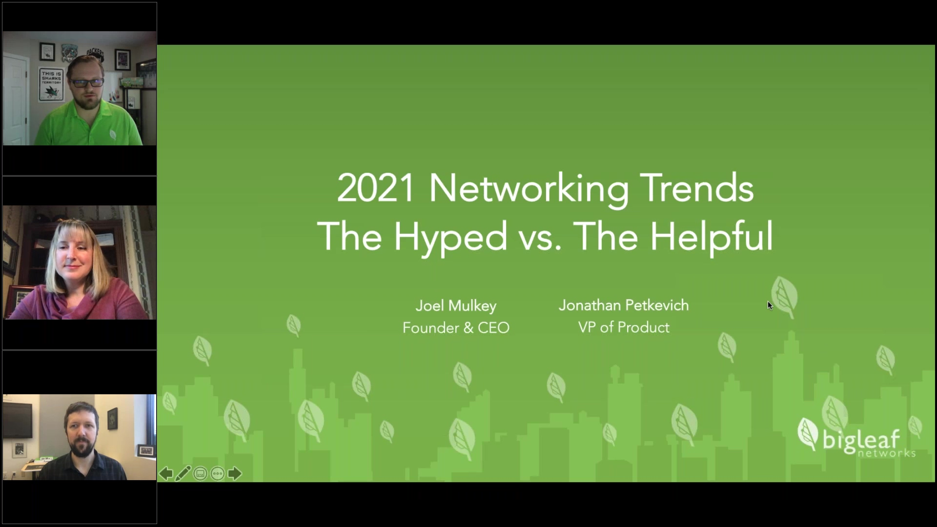 2021 Networking Trends
