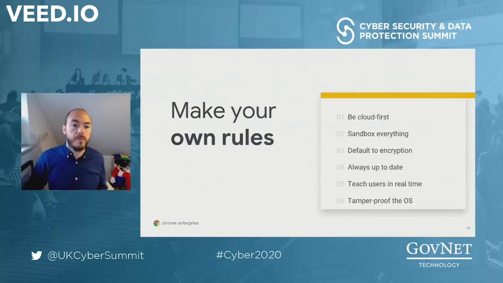 Cyber 2020 - Google Seminar.