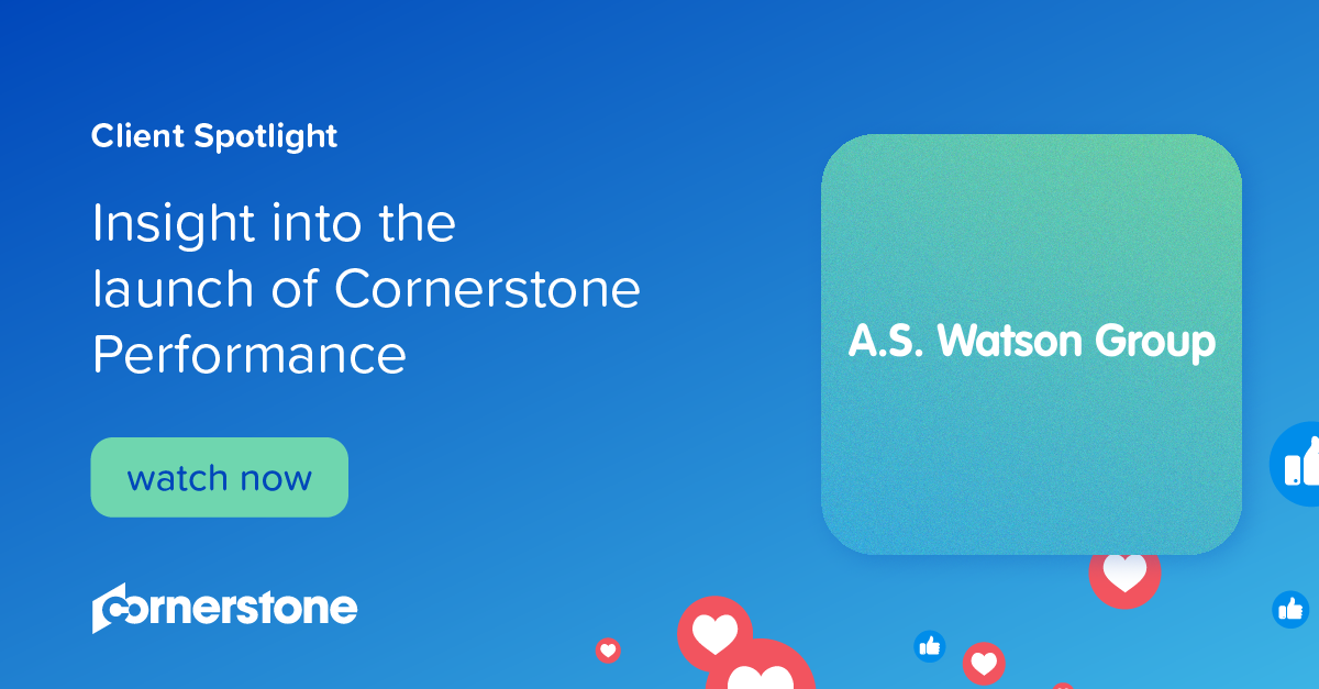 Insight into the launch of Cornerstone Performance I Client Spotlight