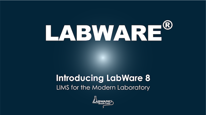 LabWare 8 - LIMS