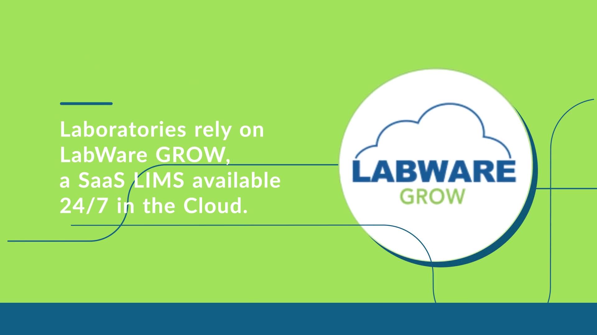 LabWare GROW Intro Video