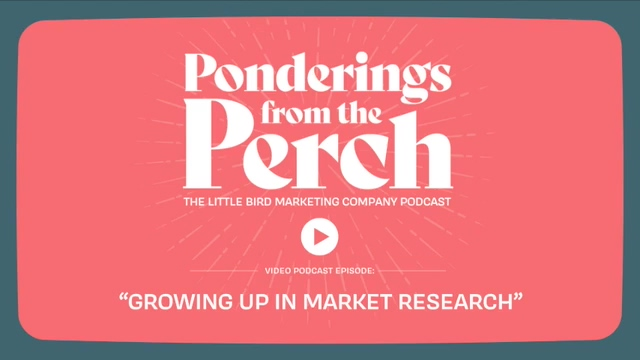 Growing Up in Market Research