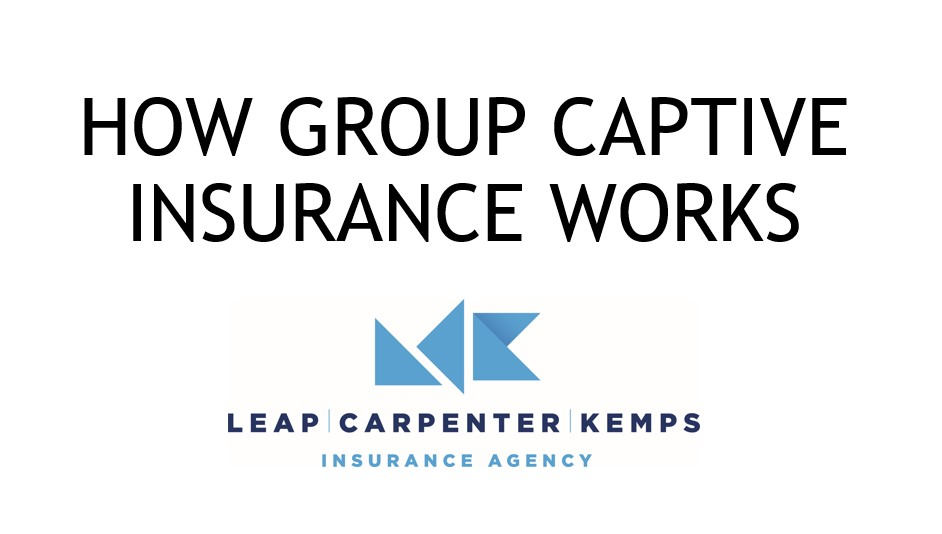 How Group Captive Insurance Works MD
