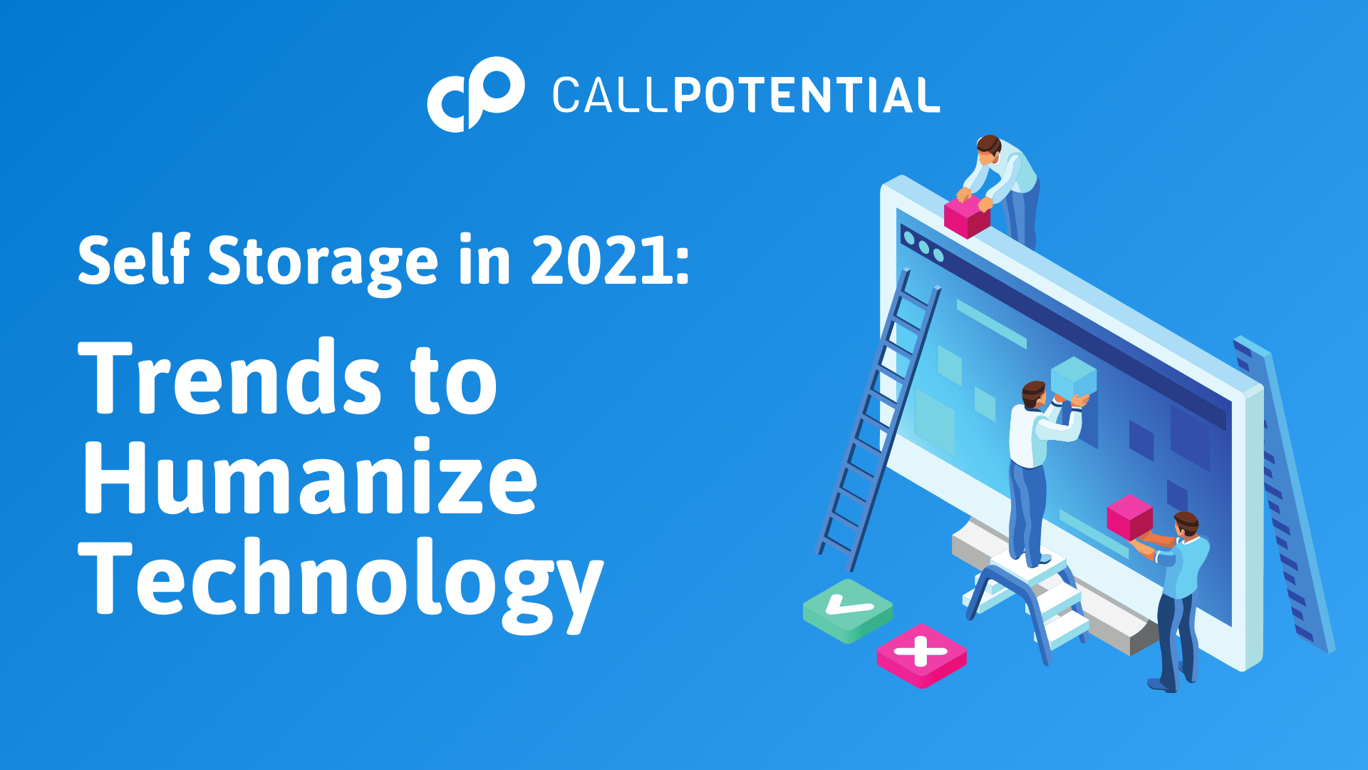 Humanizing Technology in 2021 Webinar
