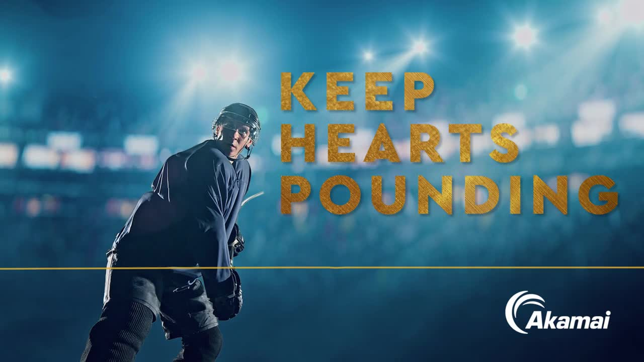 Akamai - Keep Hearts Pounding
