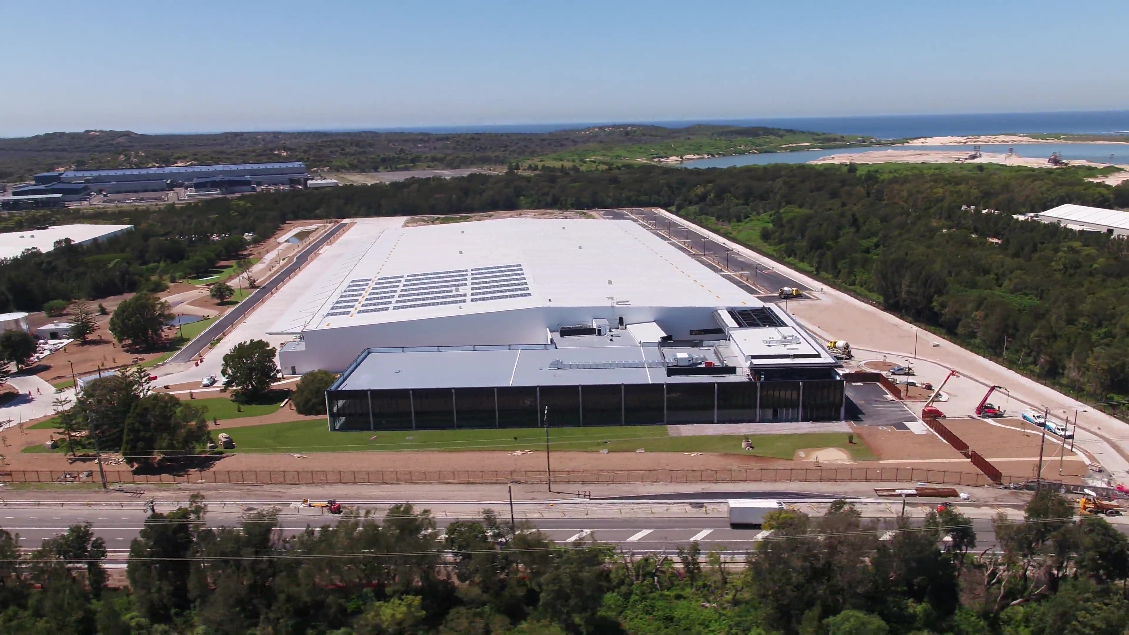 Dicker Data New Building Facilities