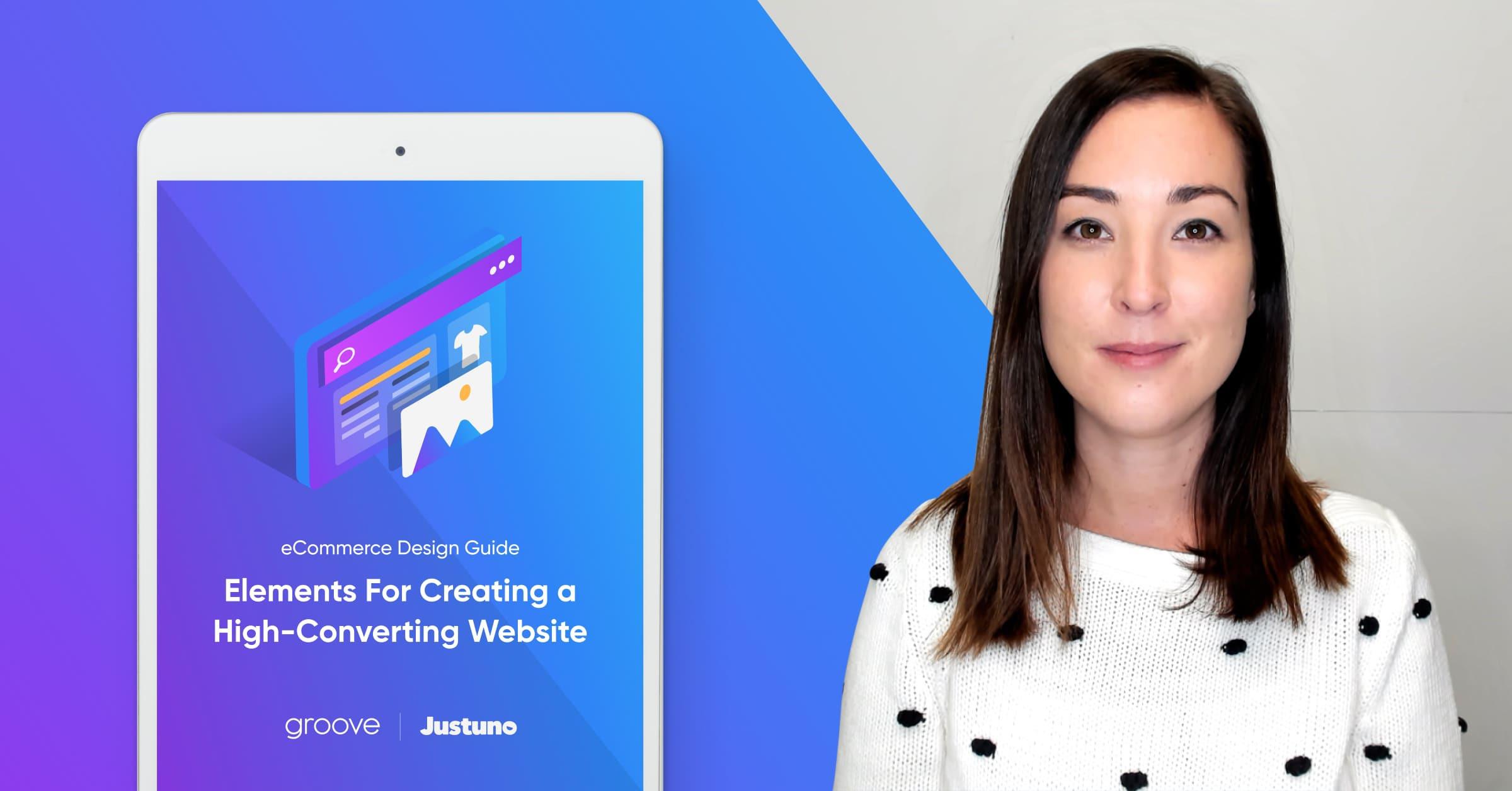 eCommerce Design Guide Promo Video