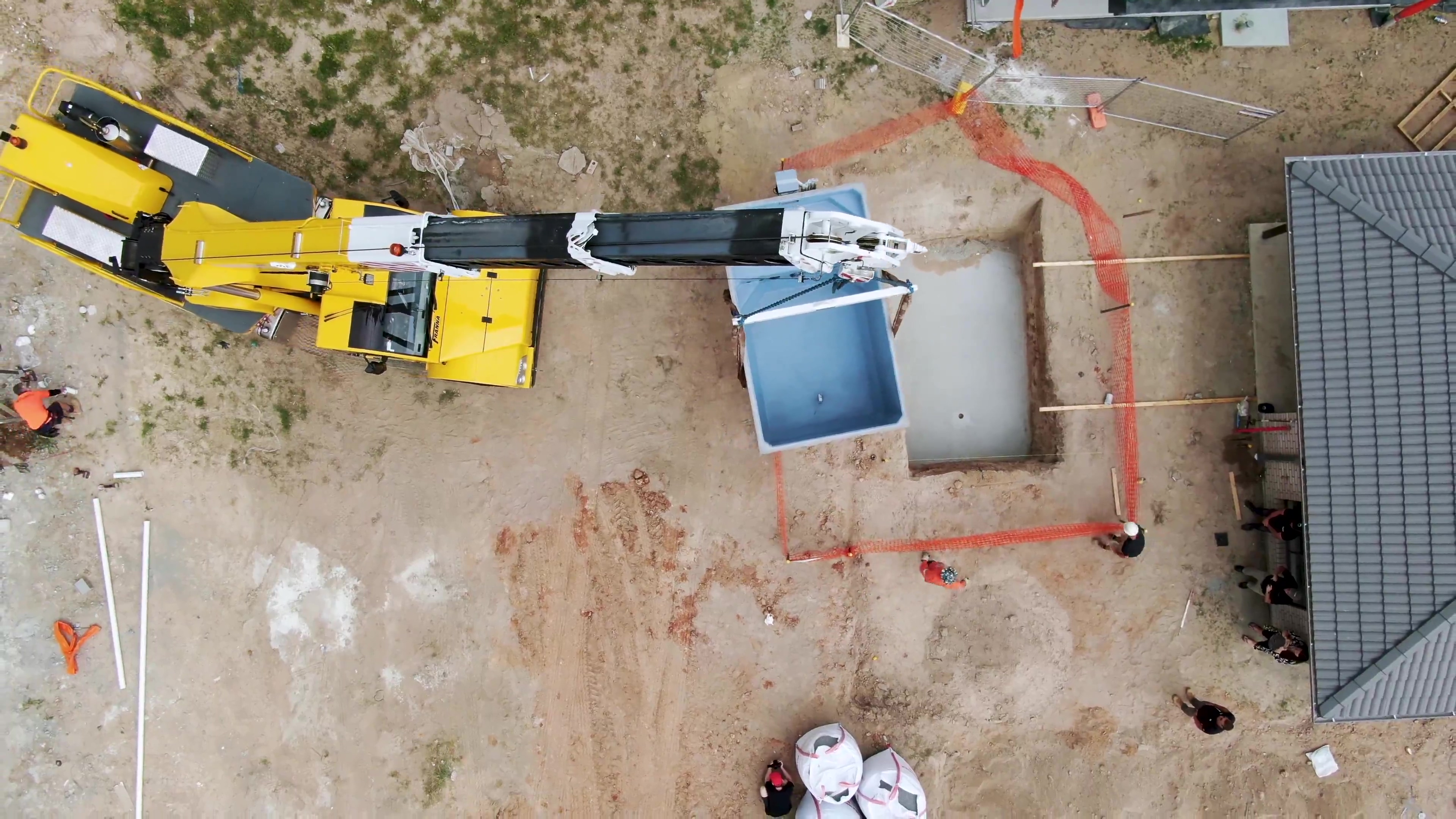 Plungie studio installed at South MacLean, QLD