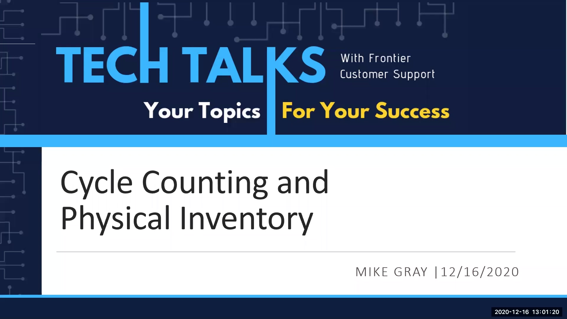 FC-TT-Cycle-Counting-Physical-Inventory
