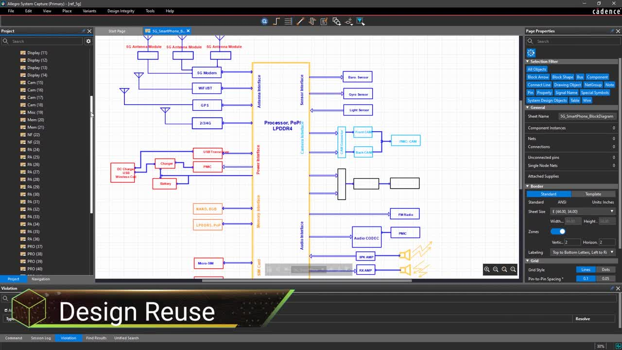 Design Reuse - System Capture Feature Video
