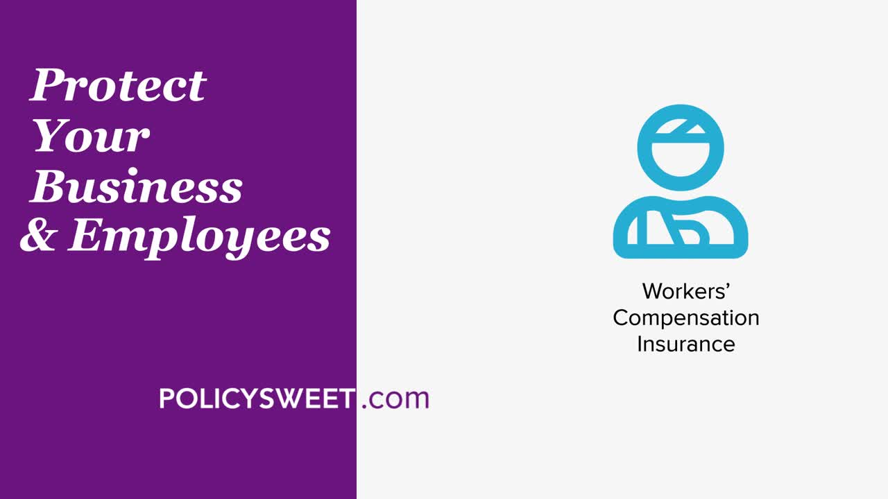 PolicySweet Worker's Compensation: Protect Your Business and Employees