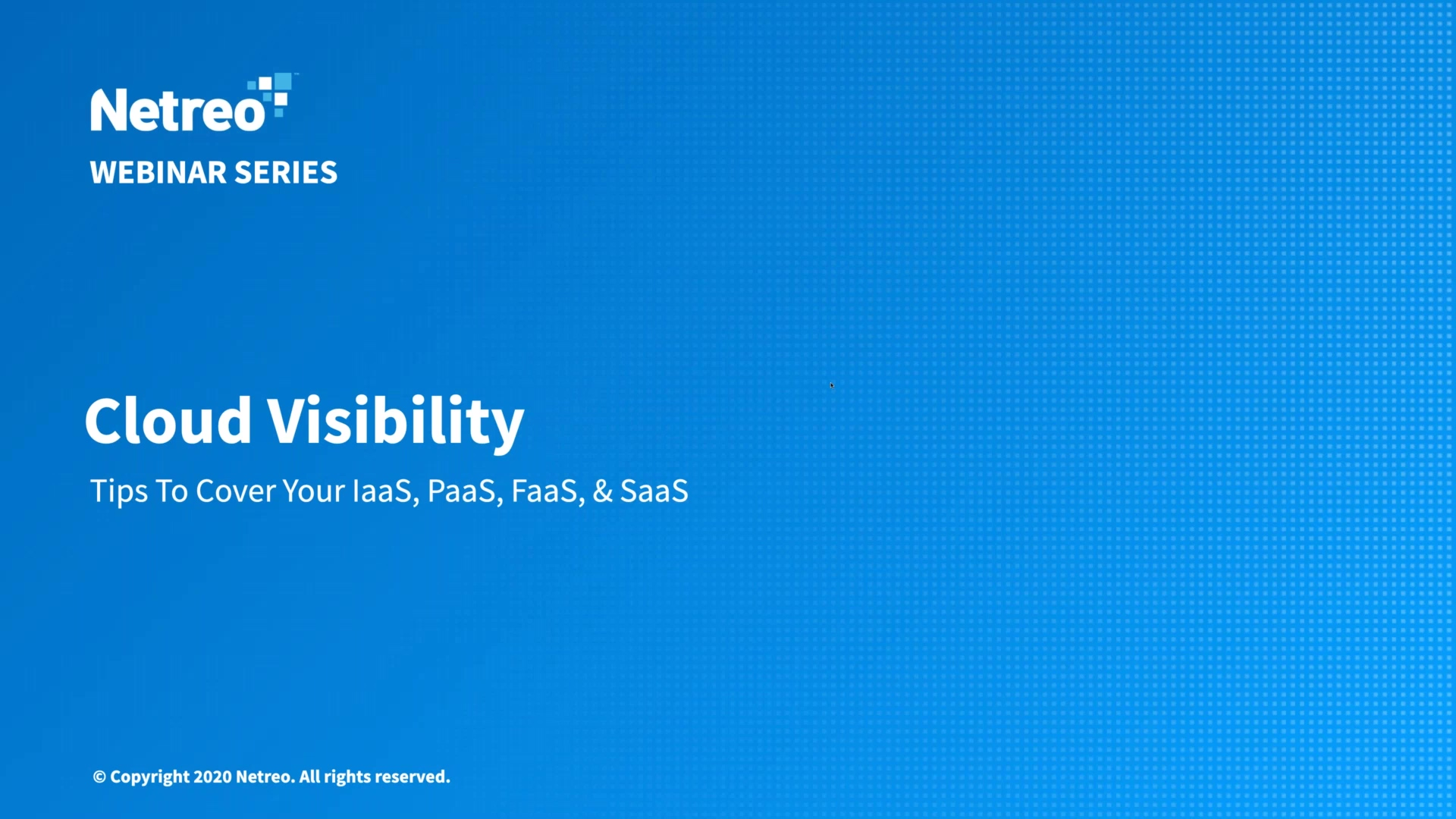 Cloud Visibility_ Tips to Cover Your aaS