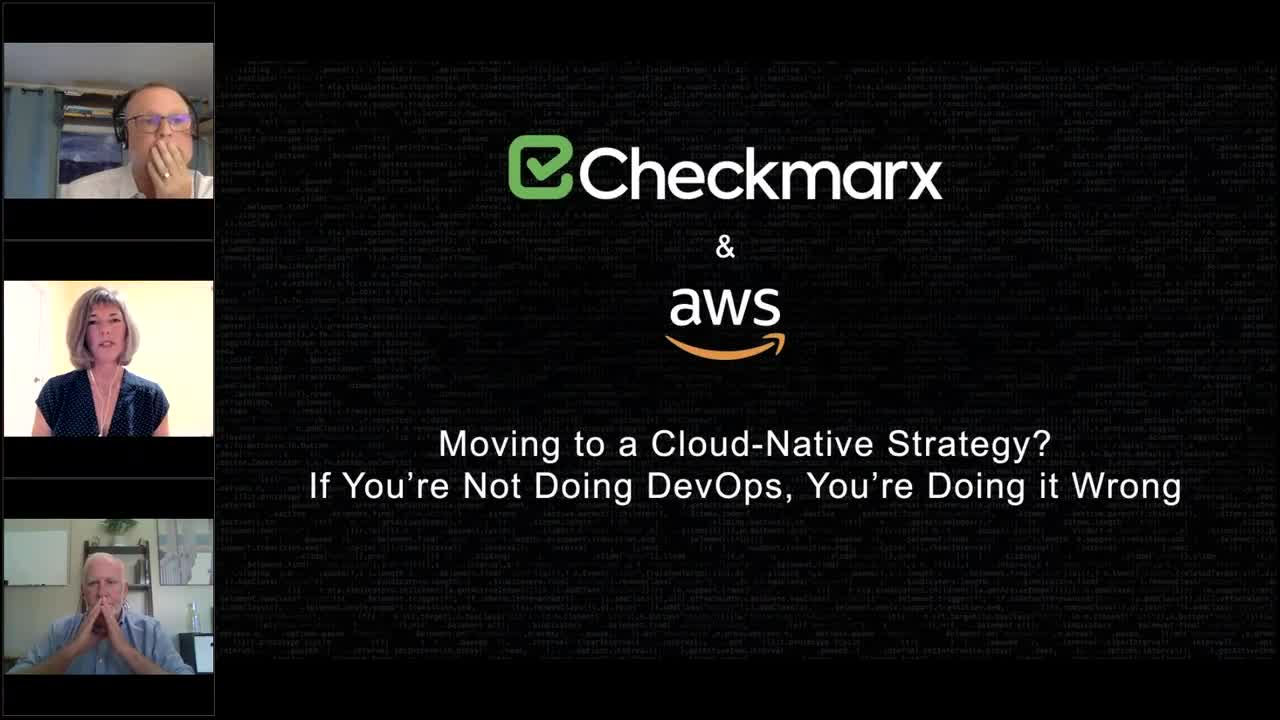 Webinar: Moving to a Cloud-Native Strategy