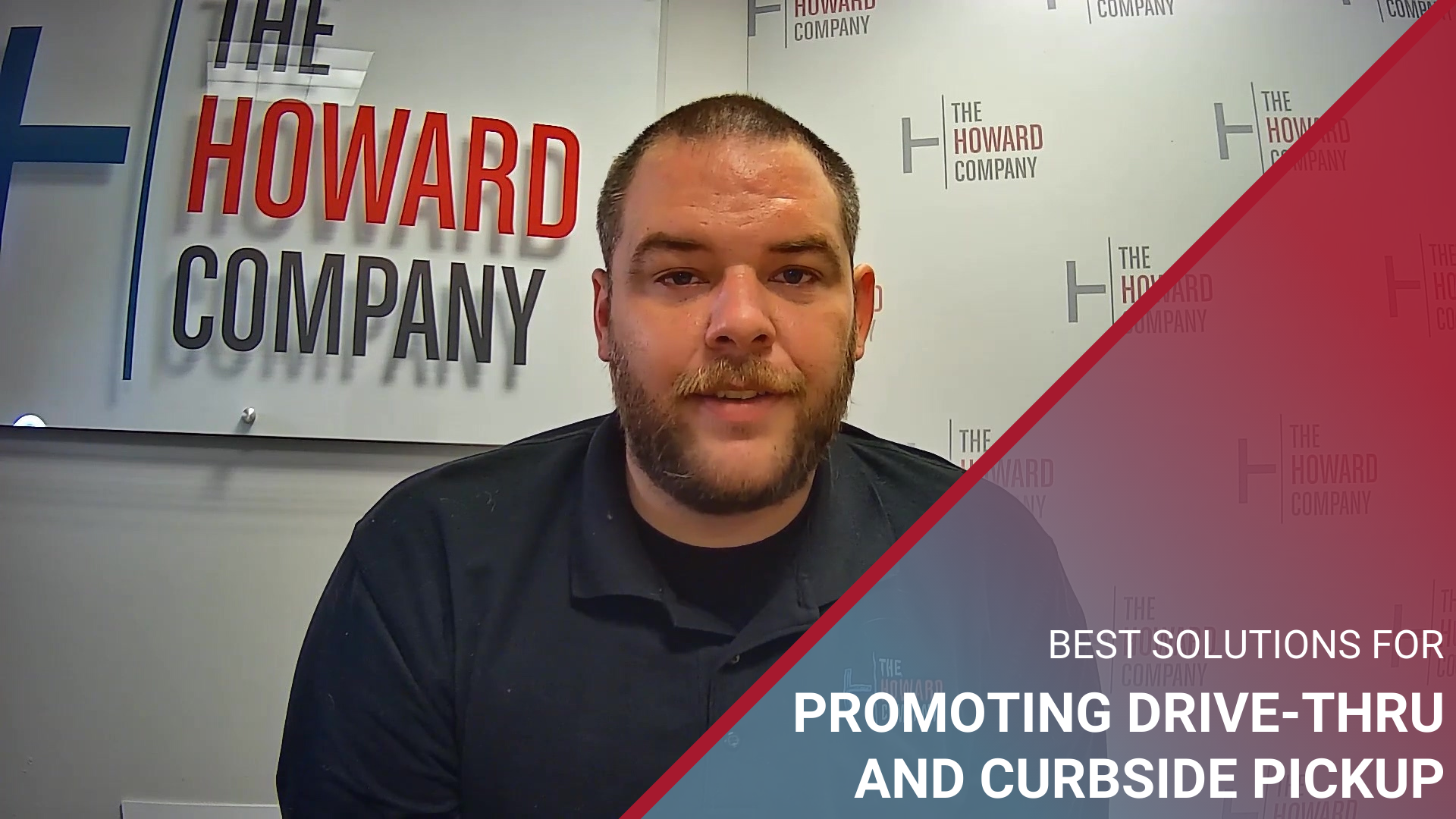 Matthew Johnson - Reaching More Customers with Drive-Thru and Curbside Pickup