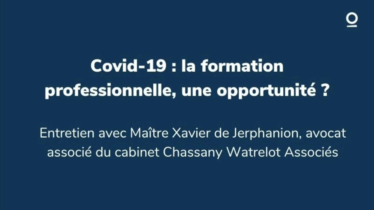 Interview Xavier de Jerphanion