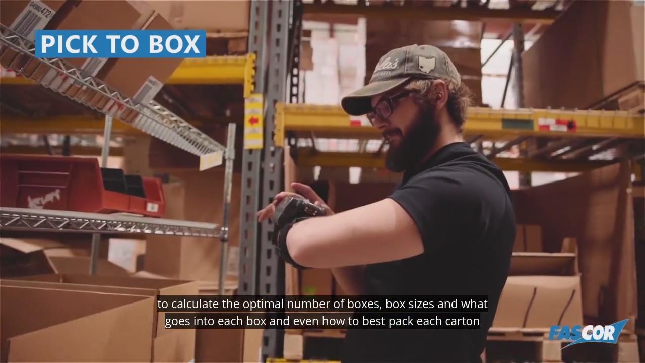 Pick to Box