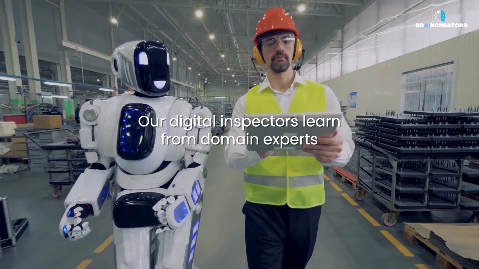 BrainCreators Digital Inspectors Video - Short Version
