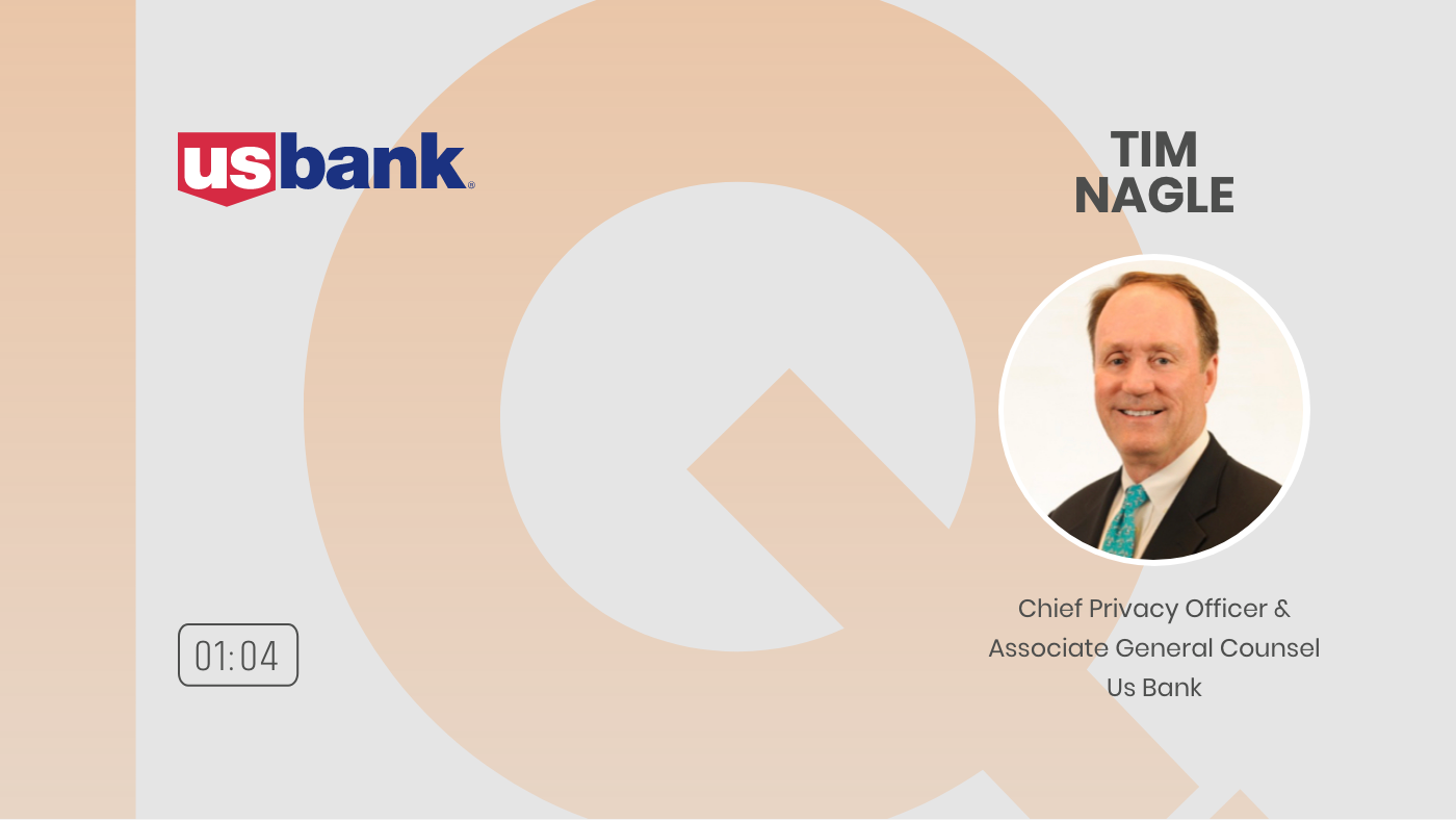 13 - ACCELERATE DATA BREACH RESPONSE TIM NAGLE CPO US BANK
