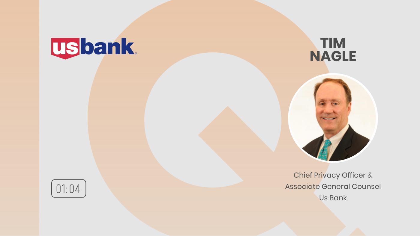13 - ACCELERATE DATA BREACH RESPONSE TIM NAGLE CPO US BANK