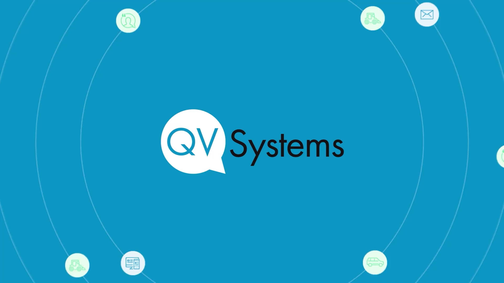 QV Systems Headline Animation
