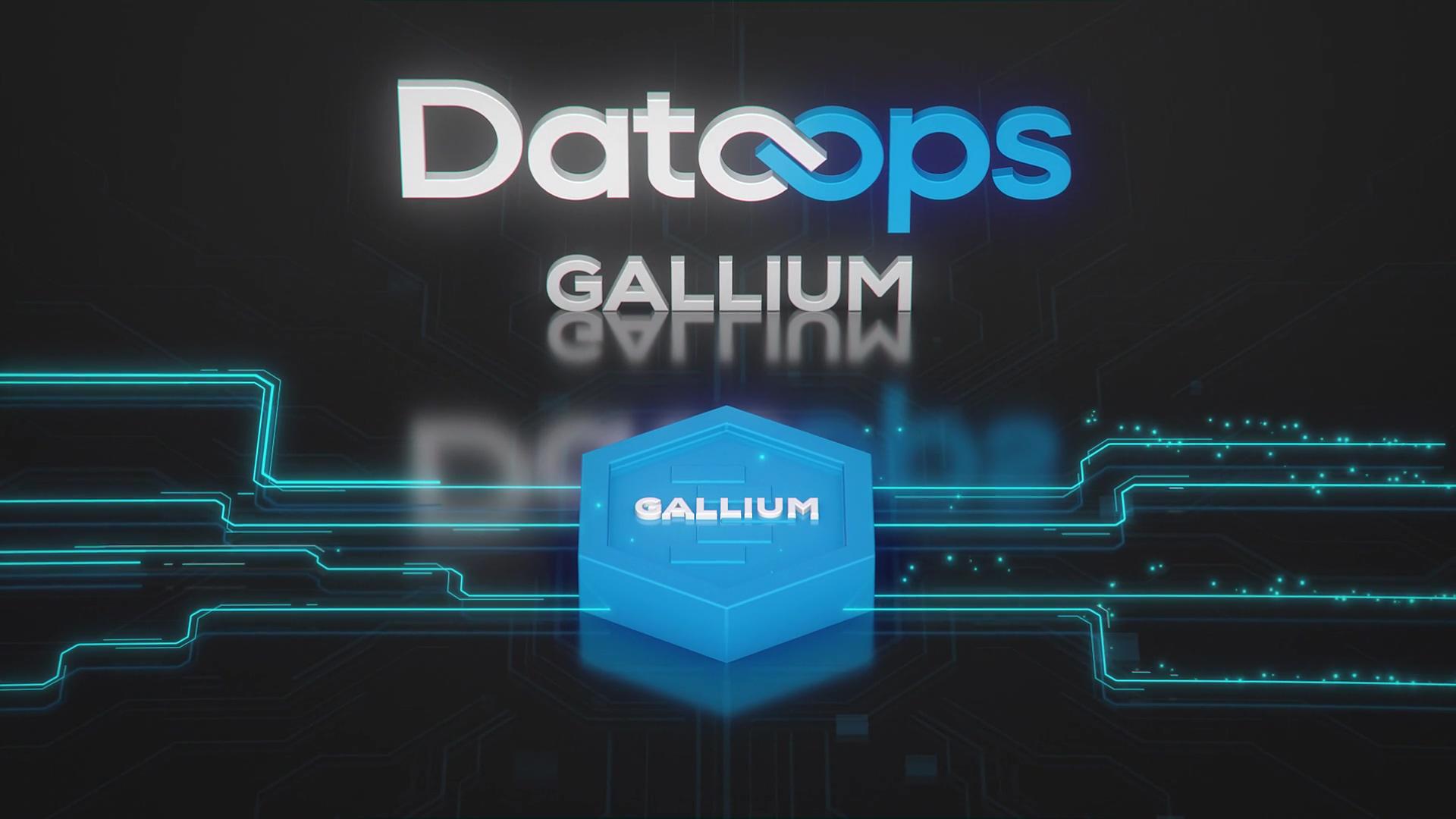 DataOps for IoT (Gallium)