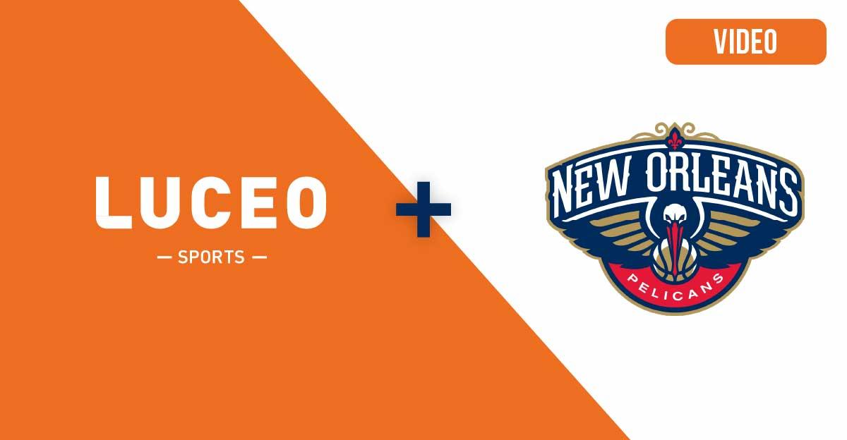 NBATV Pelicans Full Video HD-homepage