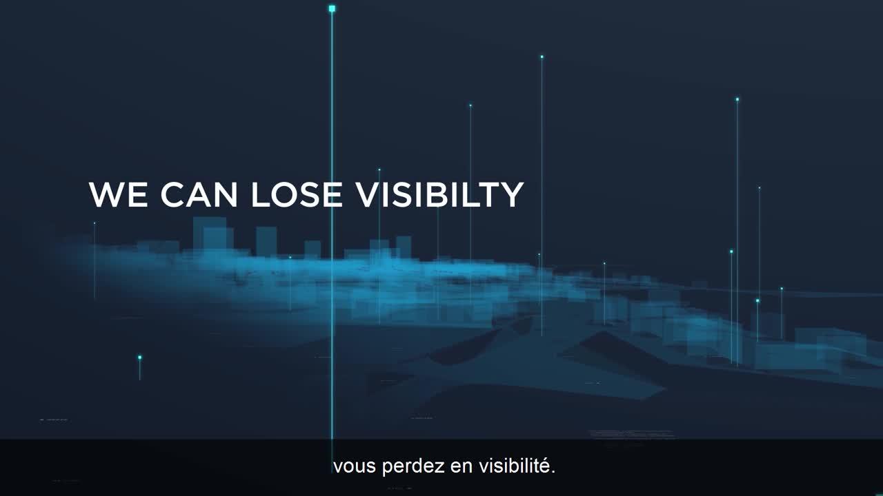 FireEye Cloudvisory – Visibilité