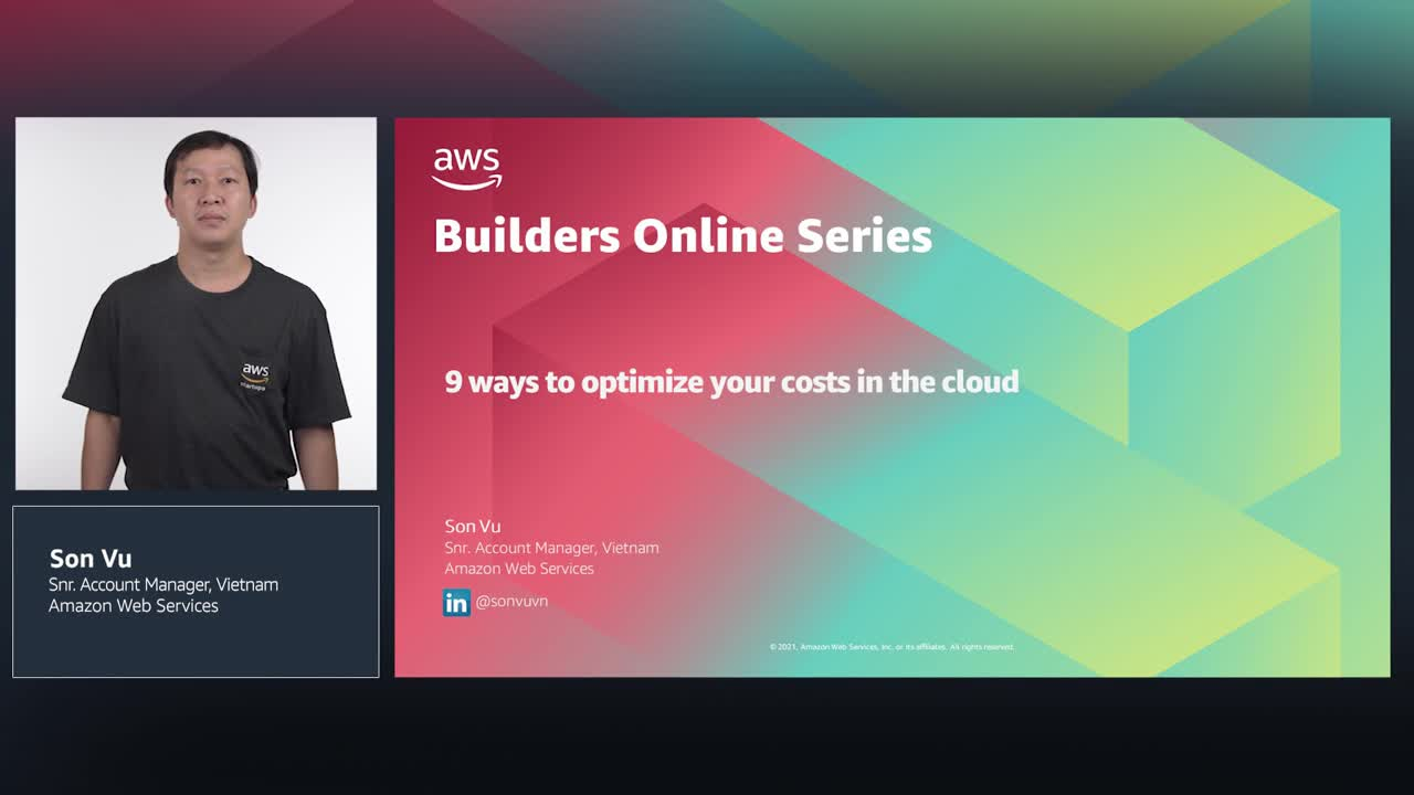 Chín cách để tối ưu hóa chi phí của bạn trên đám mây