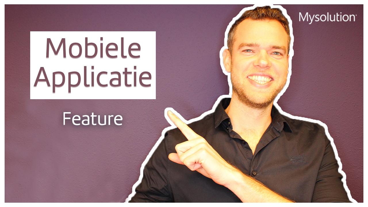 Video 2 - Mobiele Applicatie