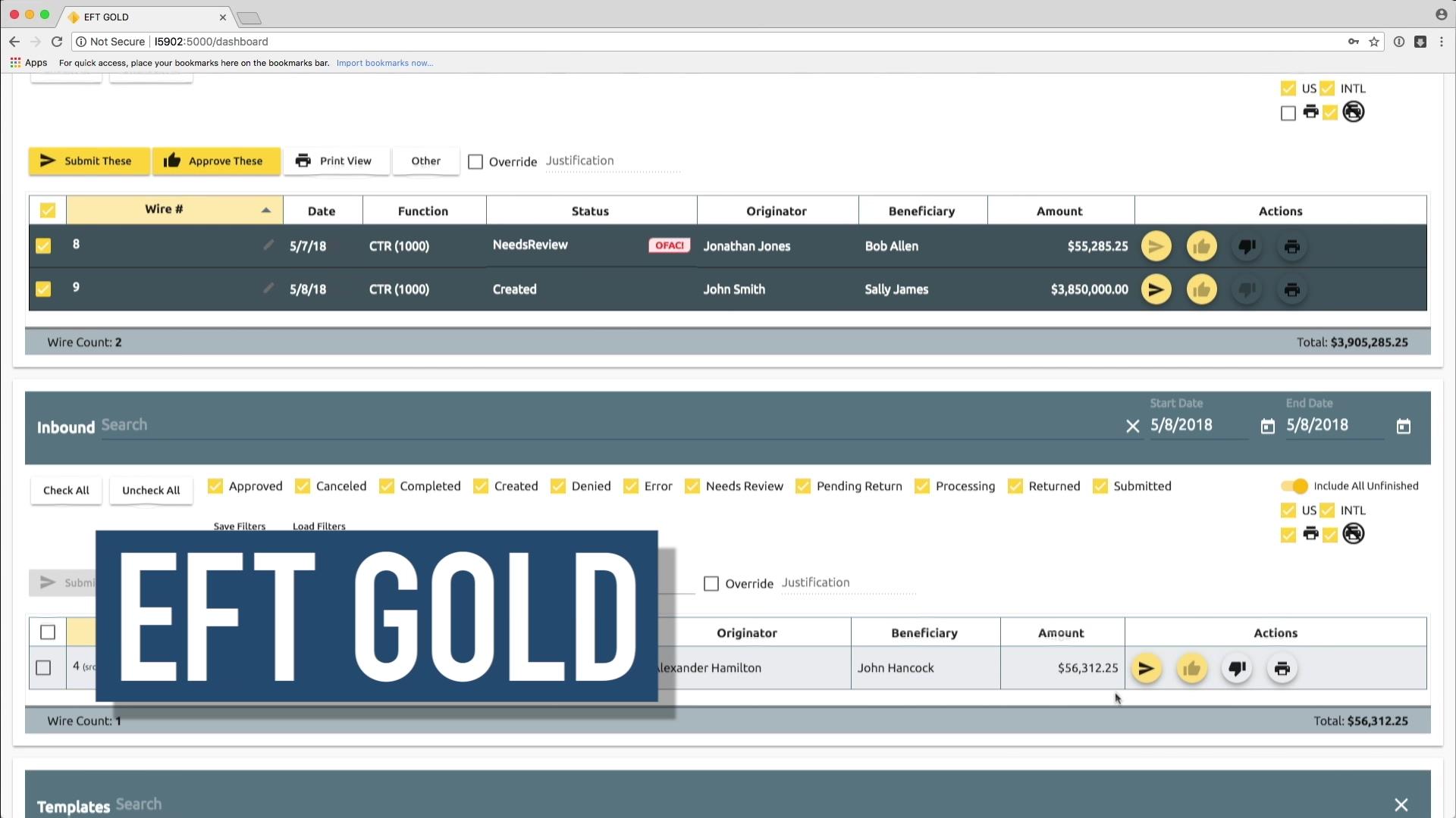 Explainer - EFT GOLD 2021