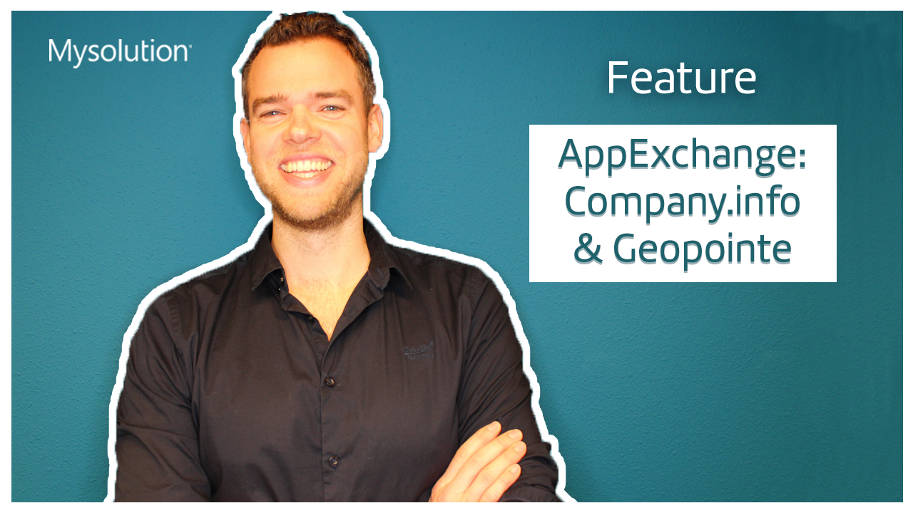 Video 9 - AppExchange Company.info & Geopointe
