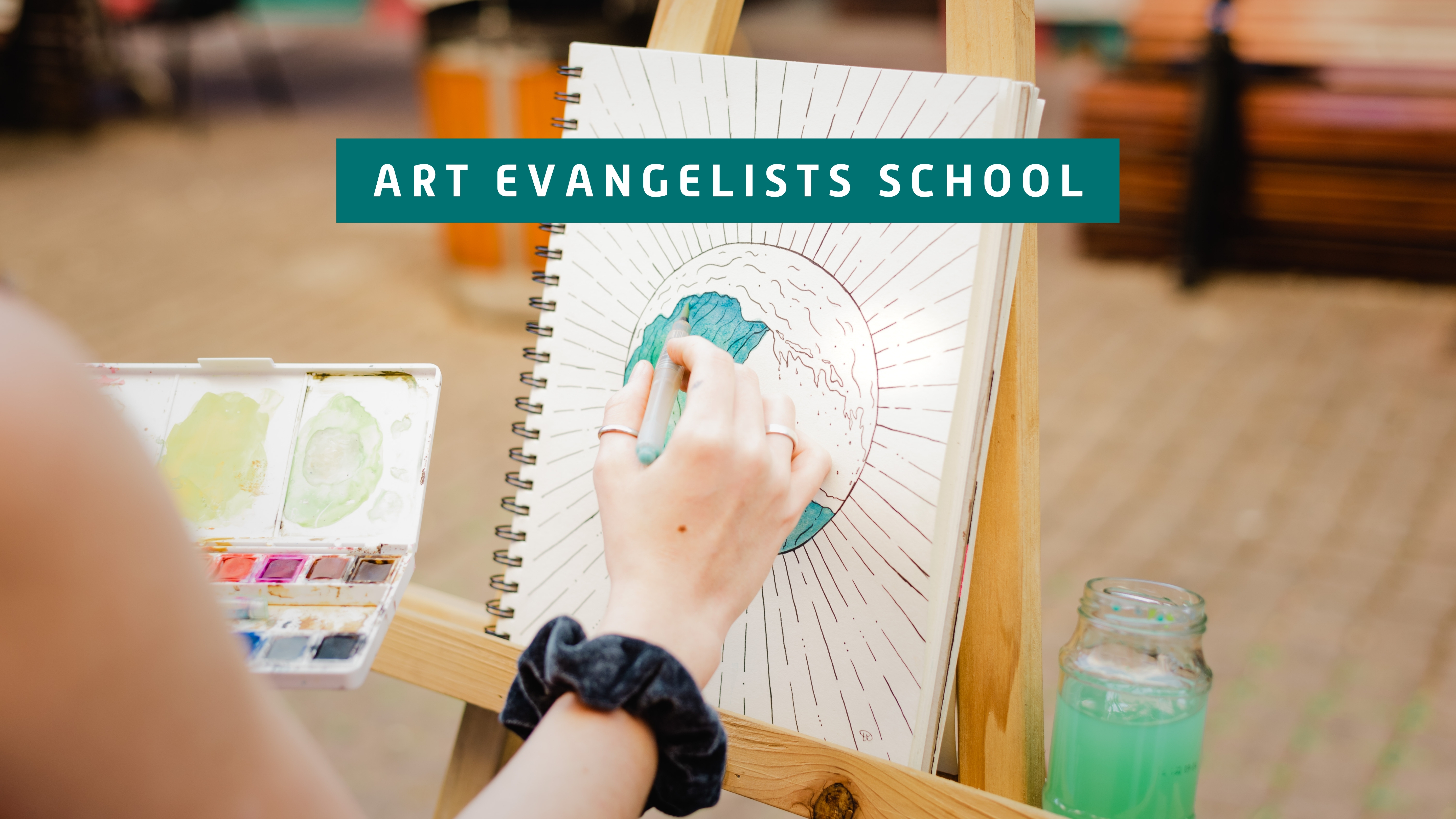 Art Evangelists School (Emily) - English