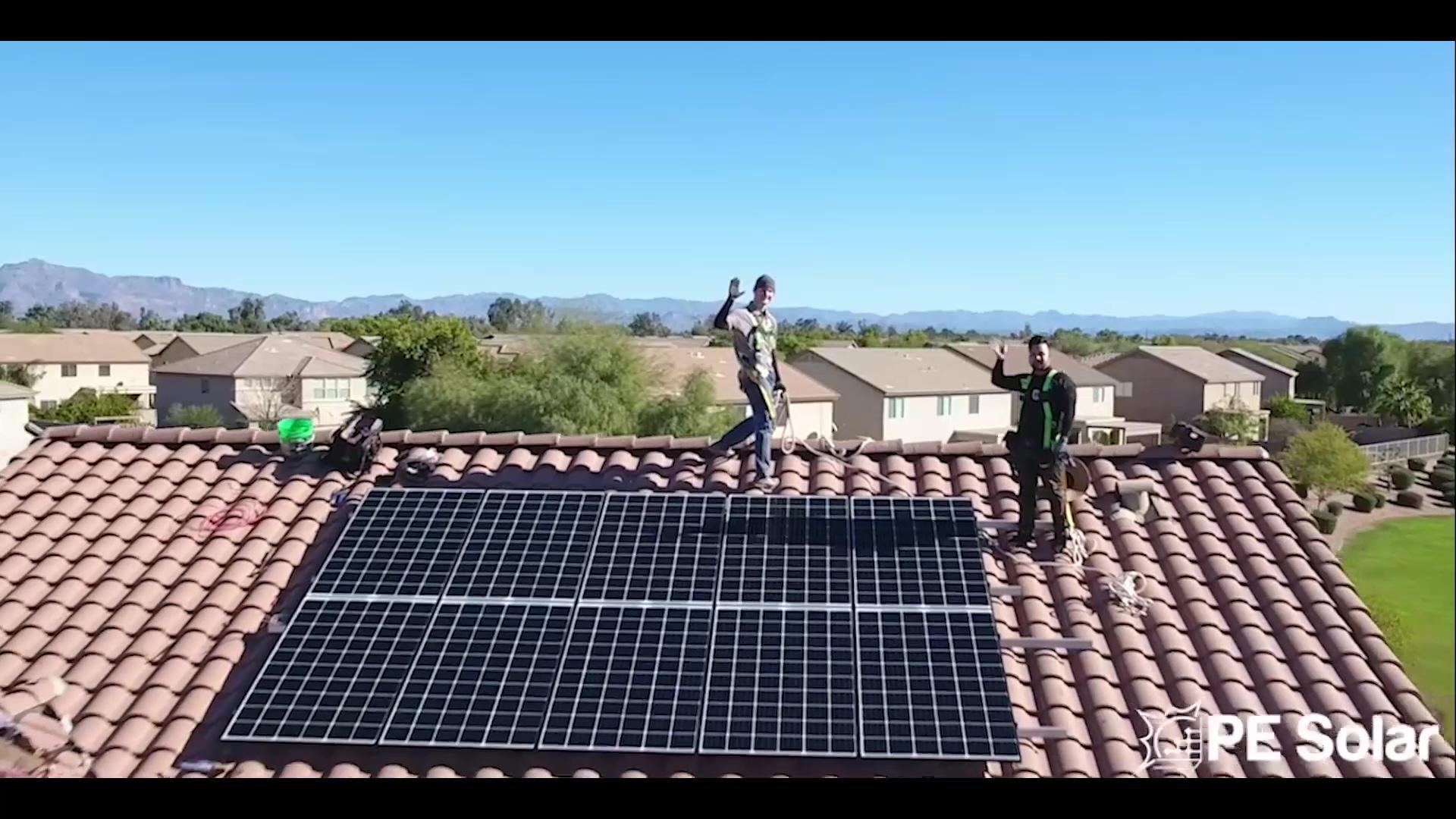 PE SOLAR CAREER VIDEO