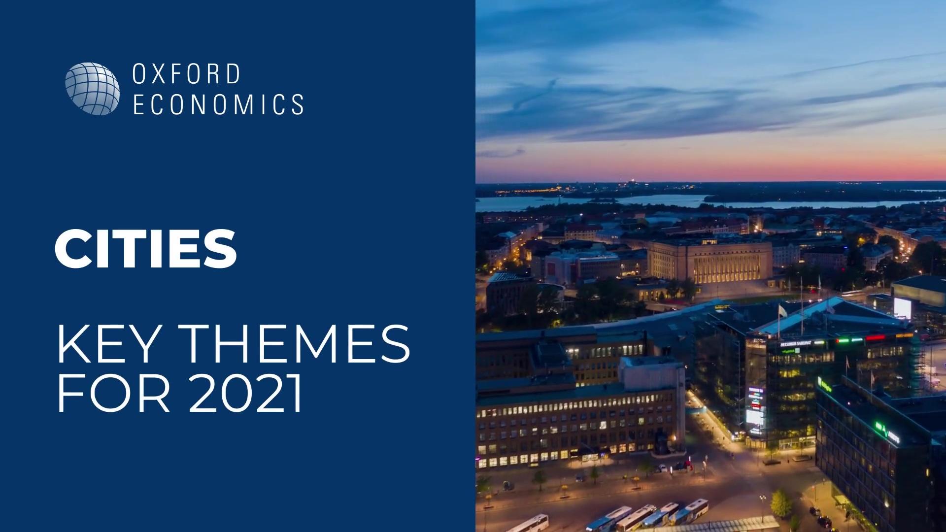 Cities Key Themes 2021