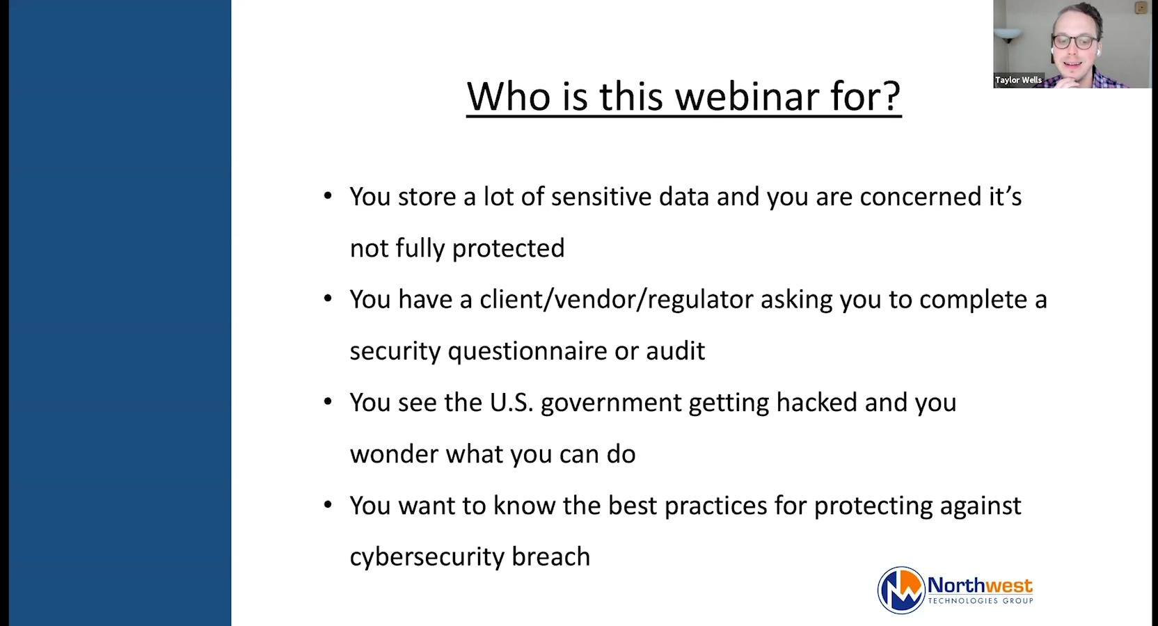 Webinar - Cybersecurity - Final