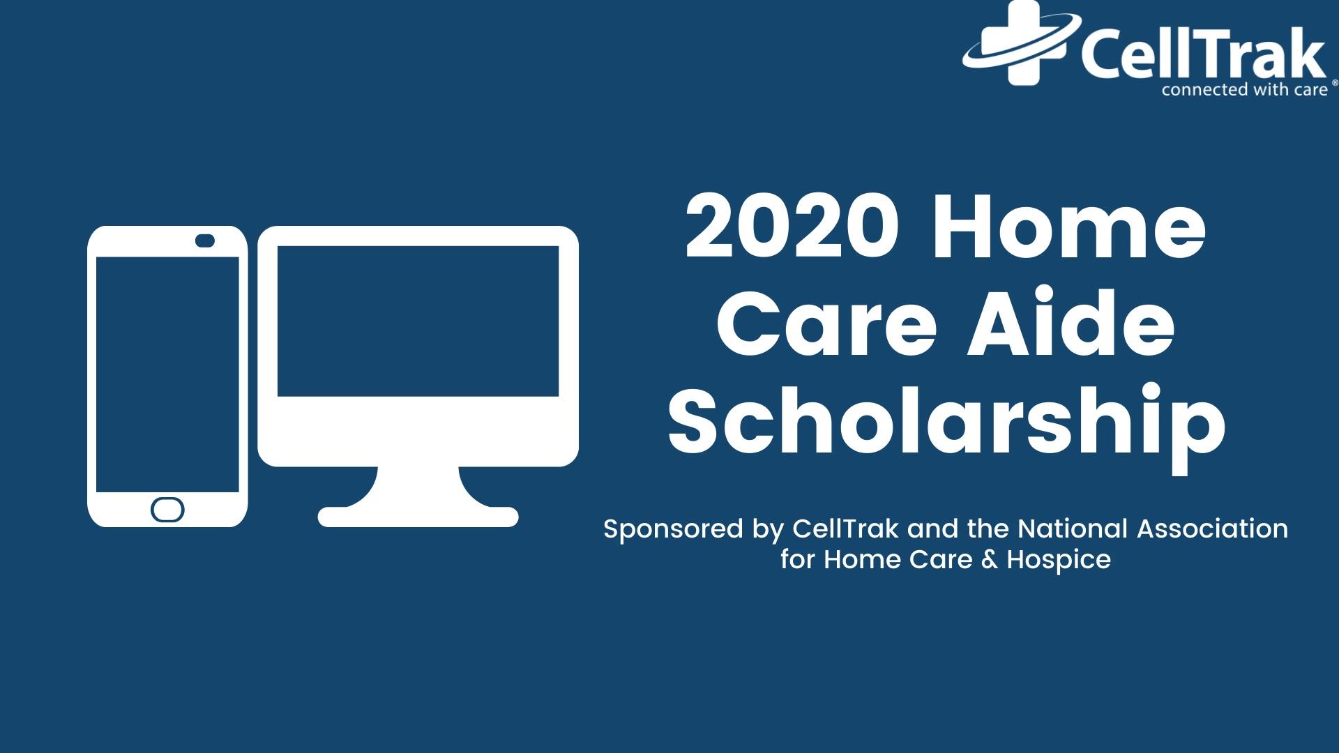 Aide scholarship winners video