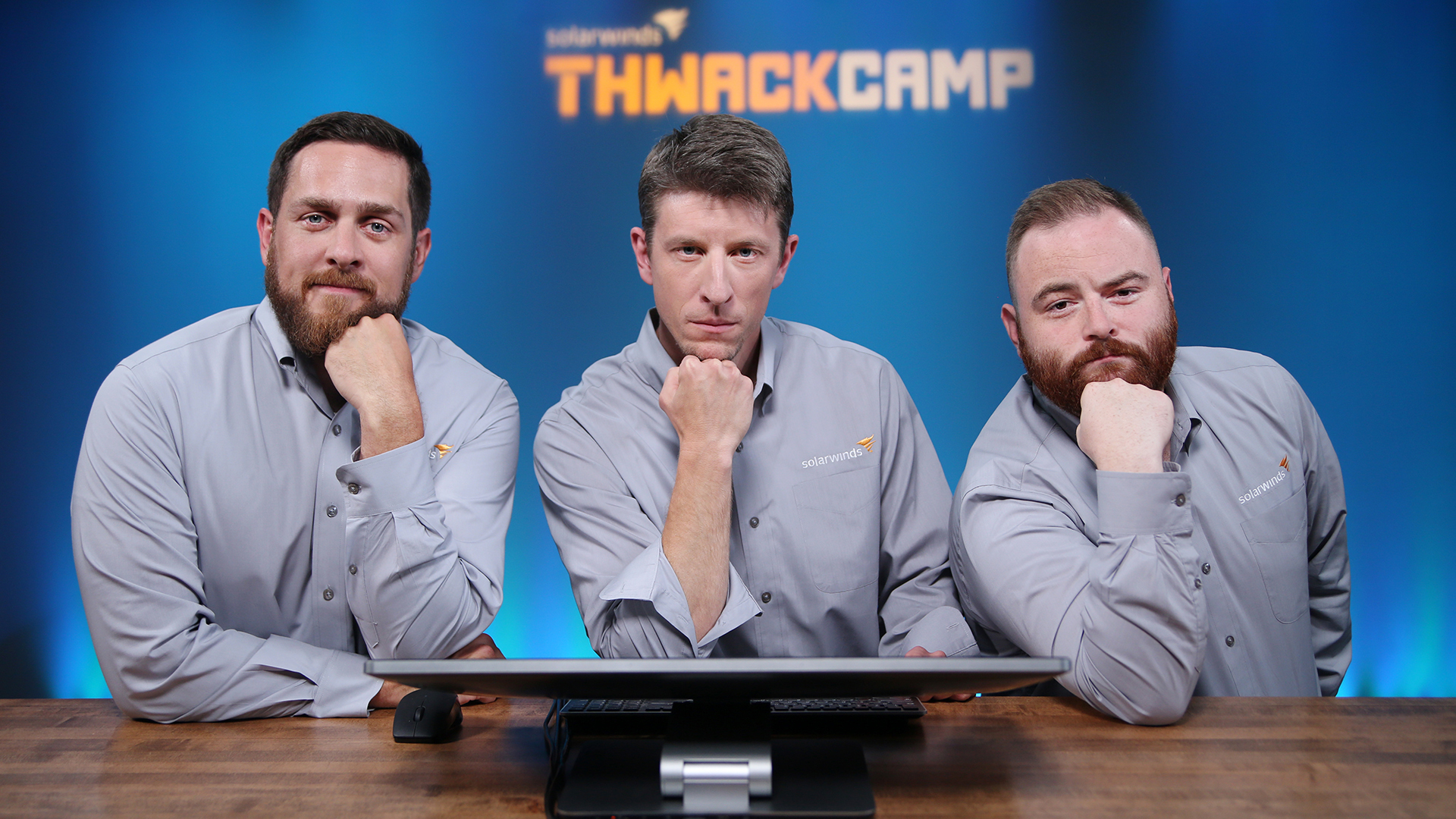 THWACKcamp 2017 - Monitoring Challenges with Distributed Environments