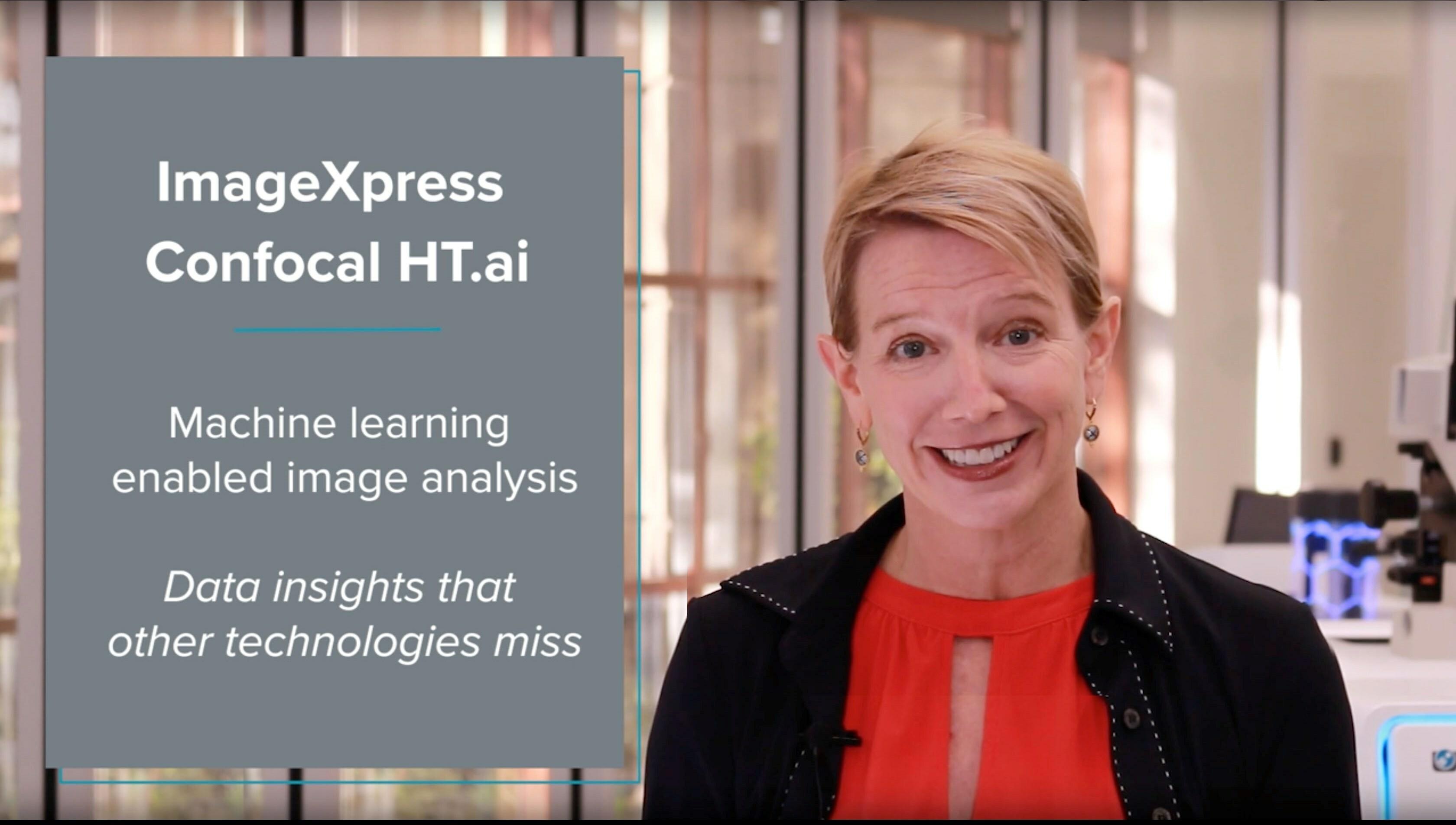ImageXpress Confocal HT.ai system