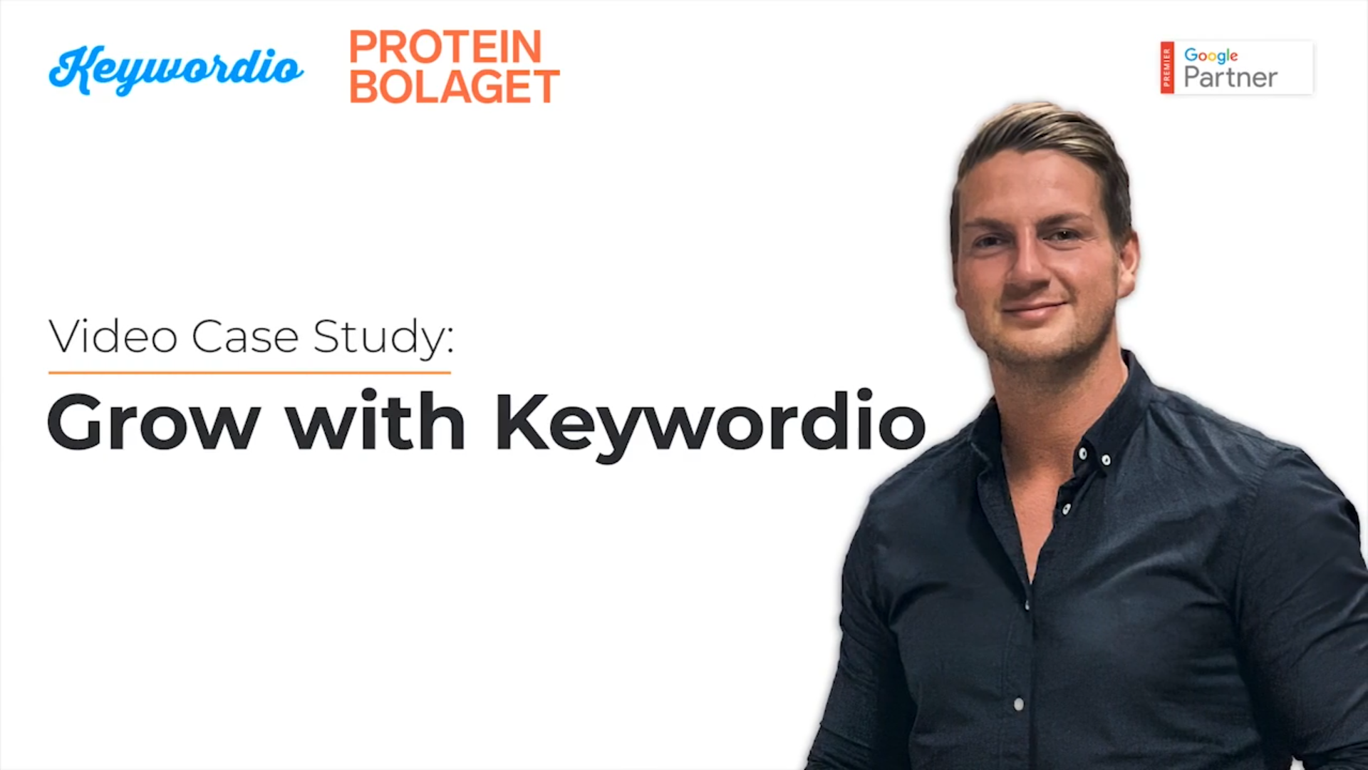 Video case study Proteinbolaget final