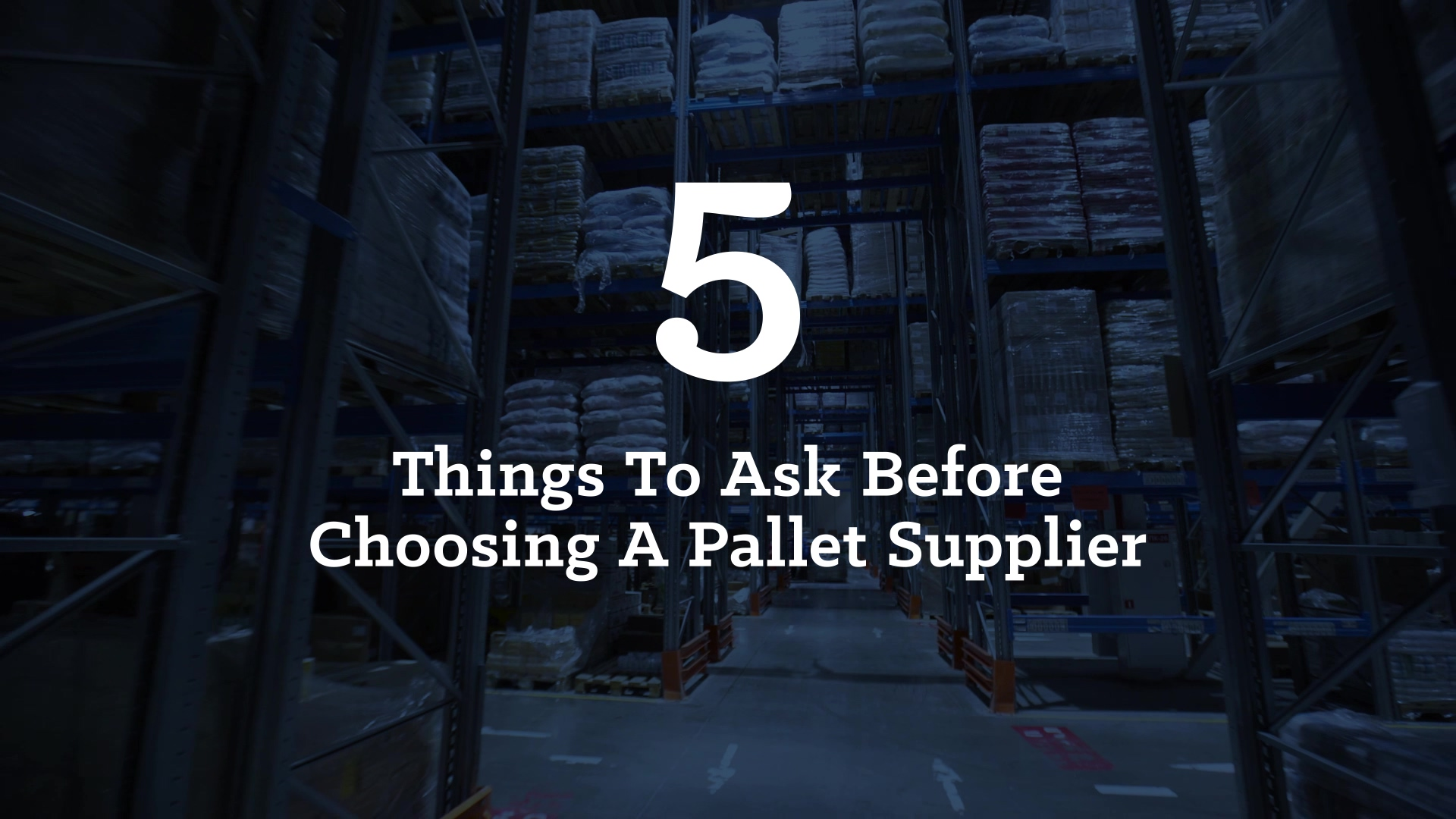 Informed-Decision-Pallet-Supplier