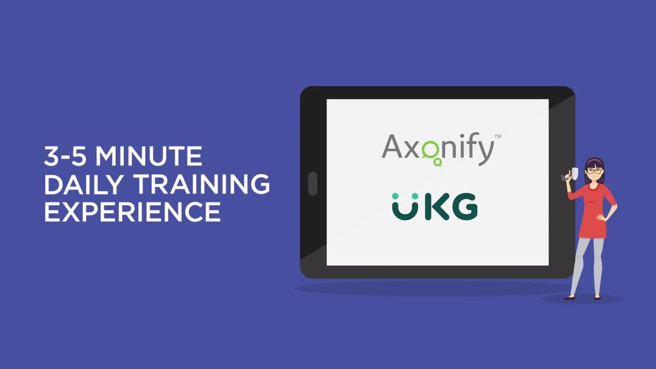 Axonify + Kronos