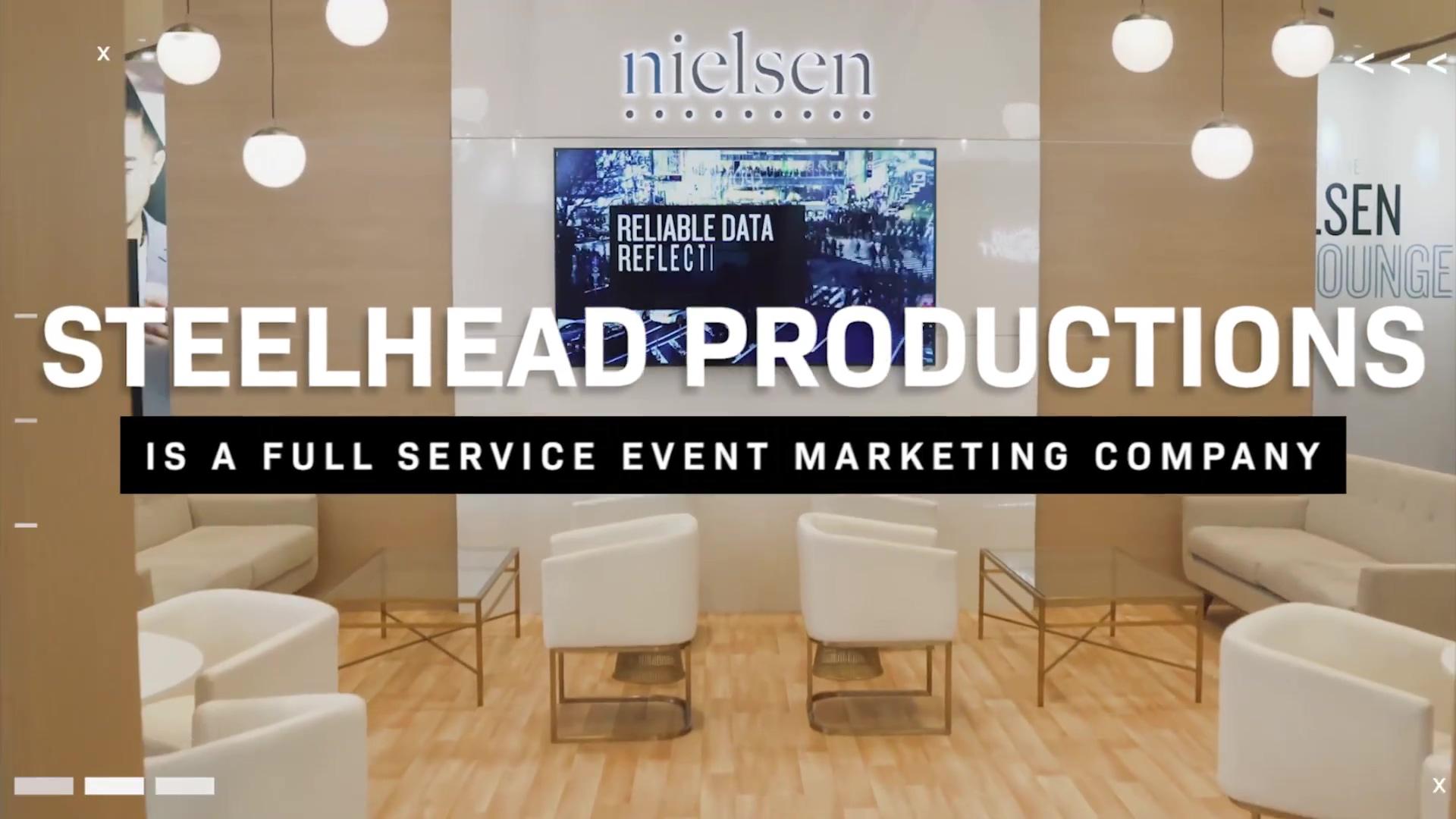 Steelhead Commercial - 40 sec