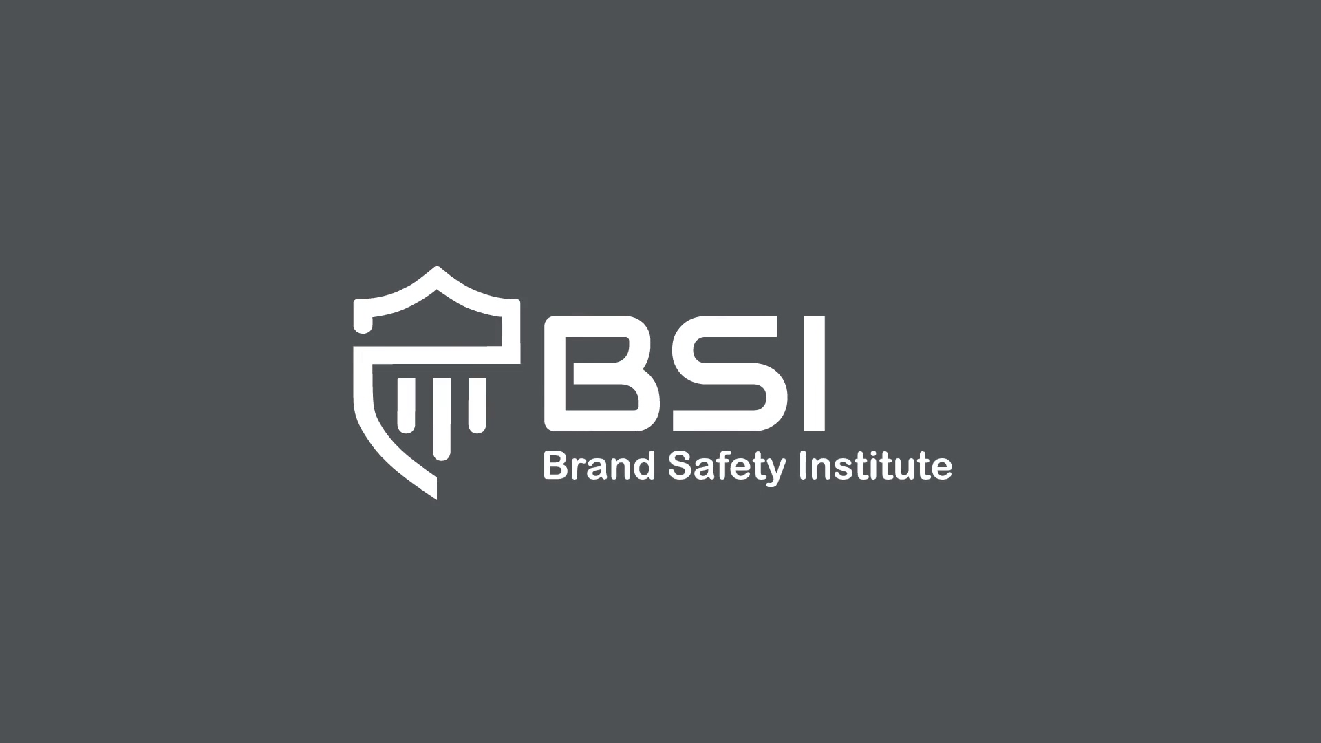 Brand Safety Institute Introduction
