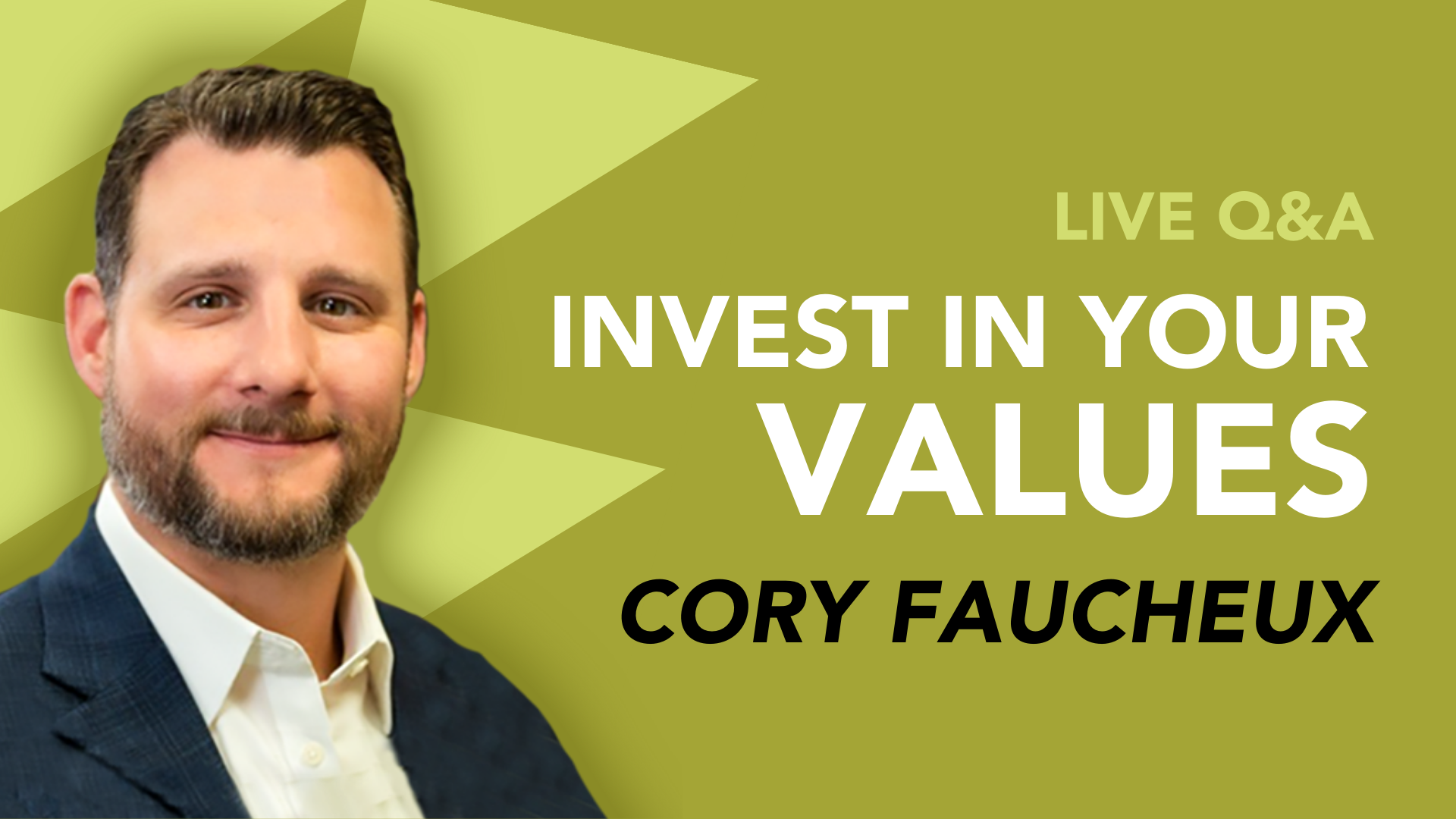 Live Q&A_ How to set and achieve financial goals that matter