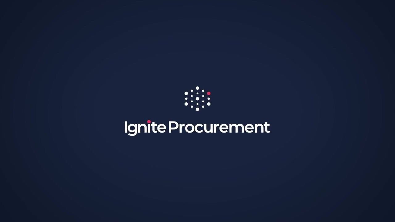 Ignite Procurement Teaser video
