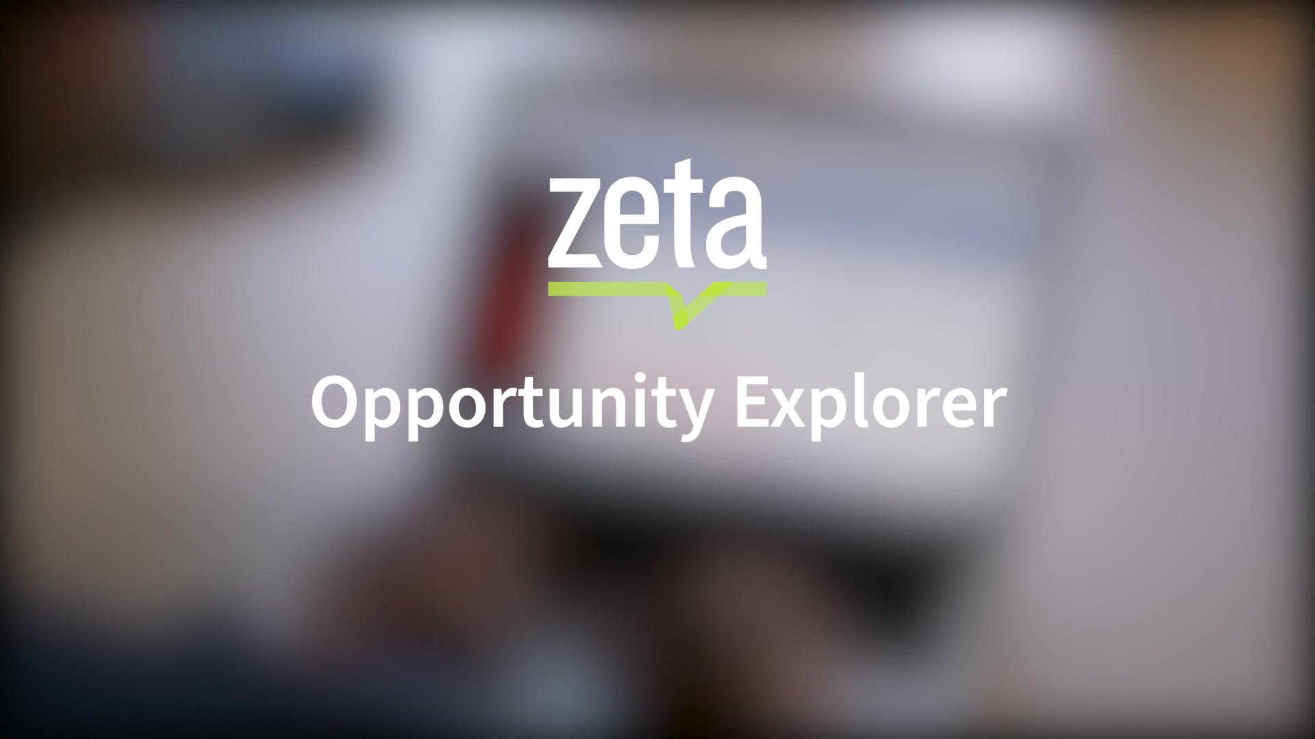 Opportunity Explorer with Neej Gore