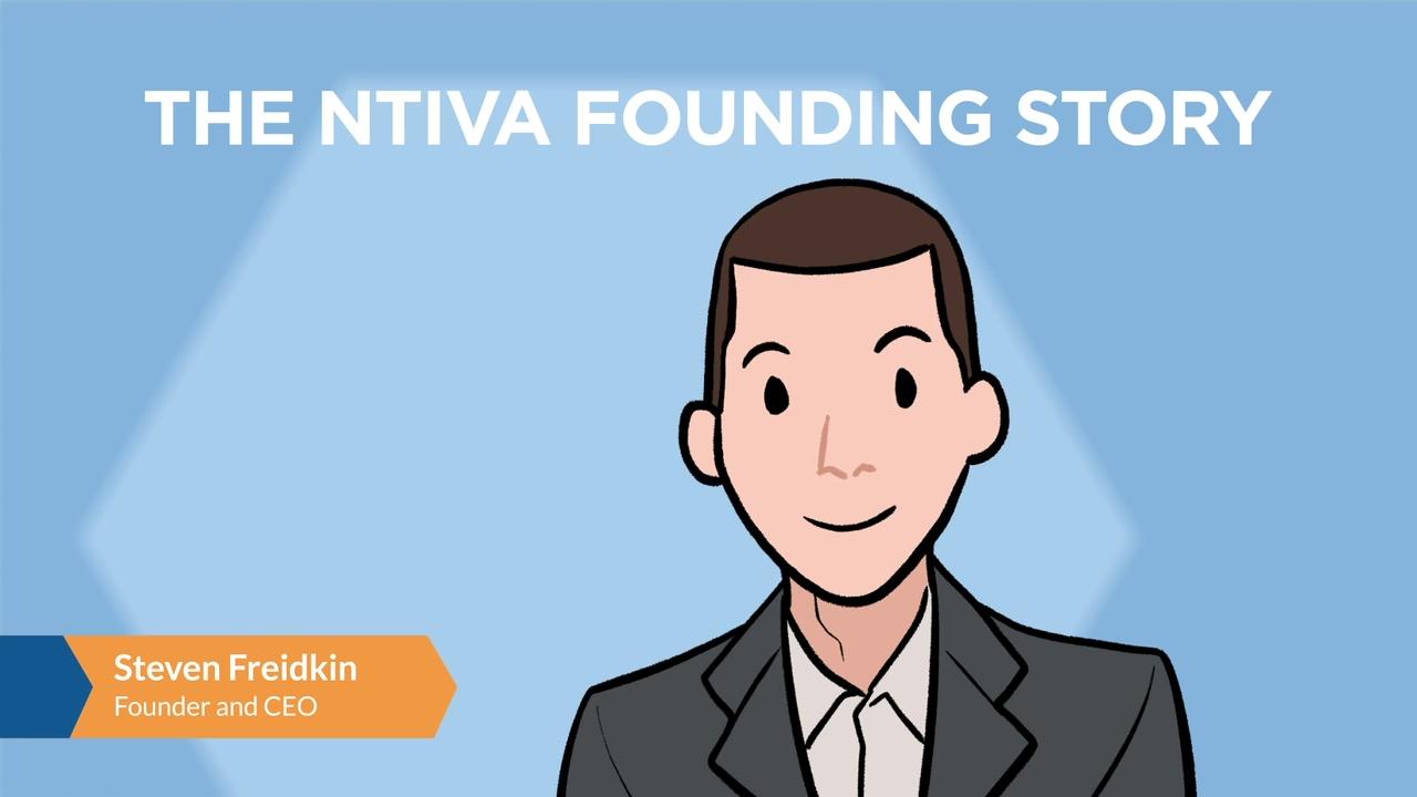 Steven Freidkin Ntiva Founder Story