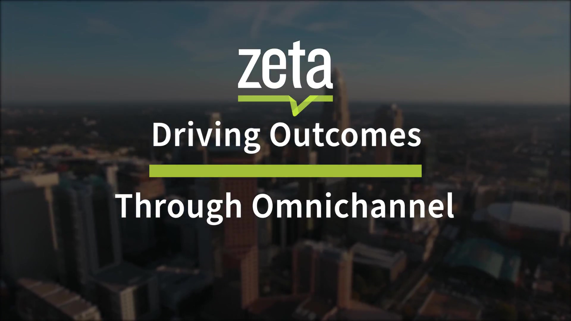 Driving Outcomes through Omnichannel Solutions with Zeta Global